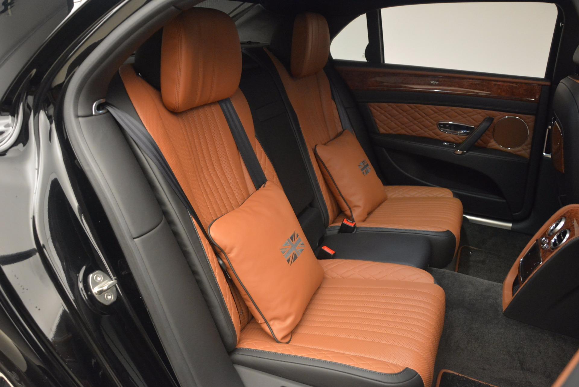 New 2017 Bentley Flying Spur W12 For Sale In Westport, CT 1616_p42