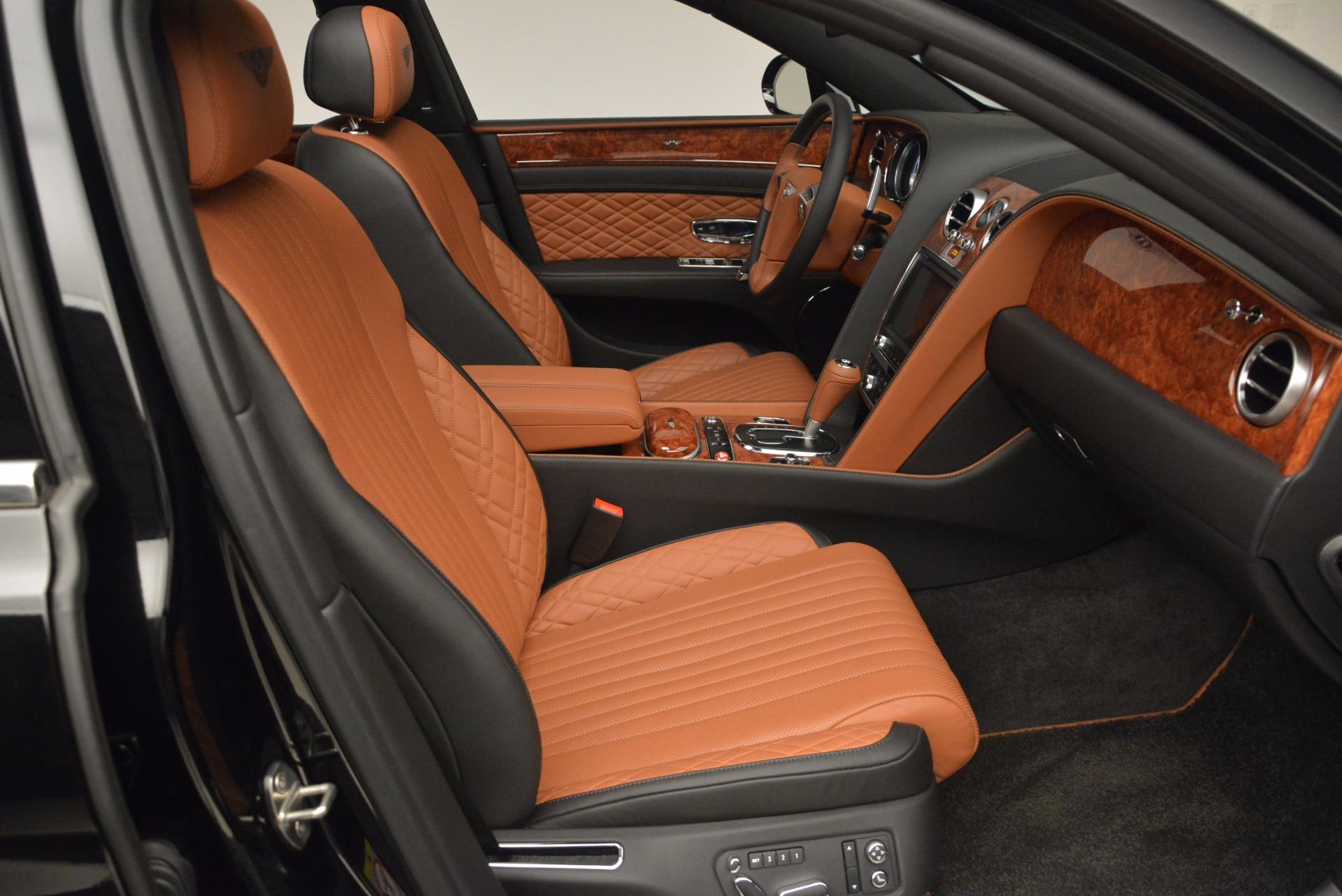 New 2017 Bentley Flying Spur W12 For Sale In Westport, CT 1616_p45