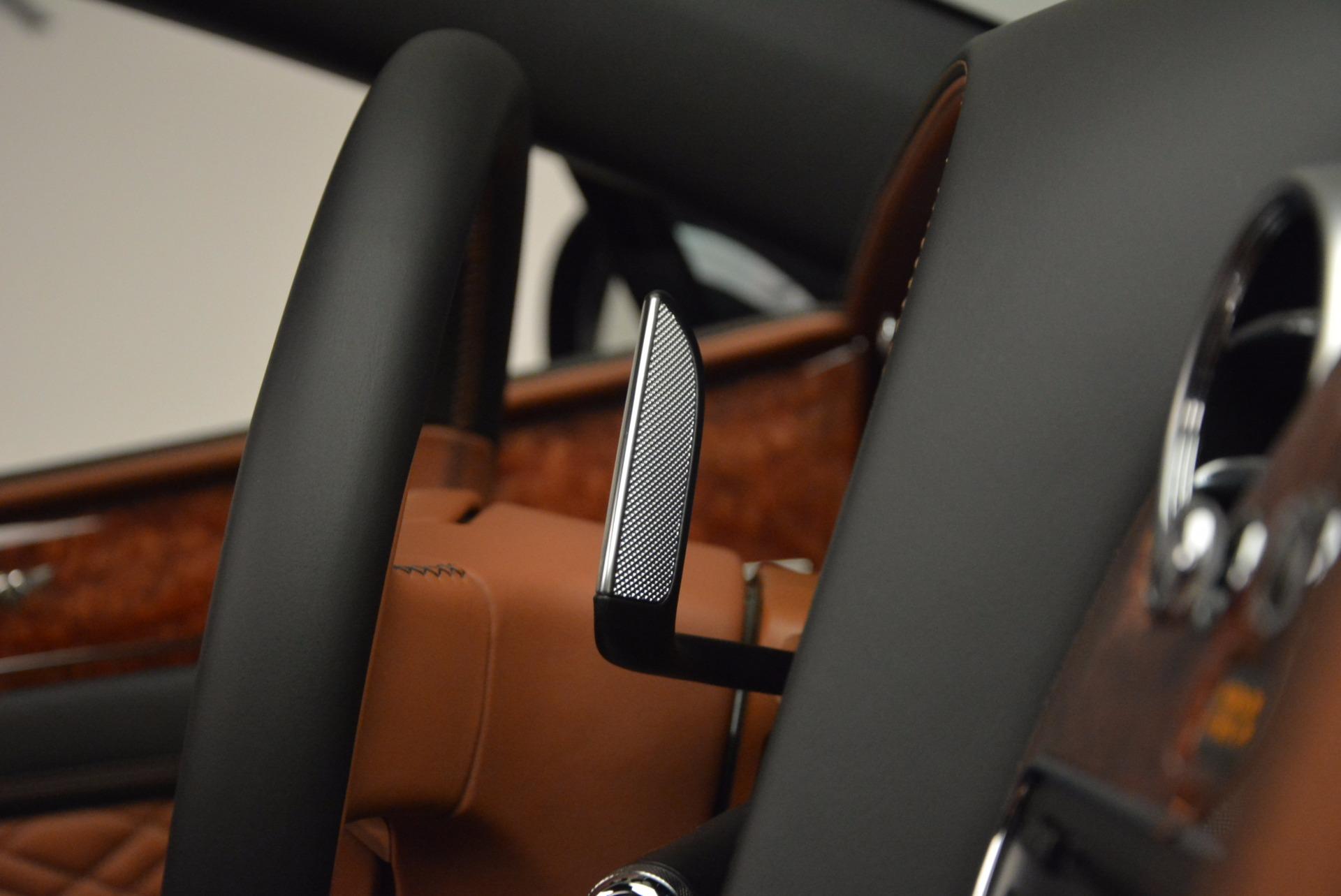 New 2017 Bentley Flying Spur W12 For Sale In Westport, CT 1616_p49