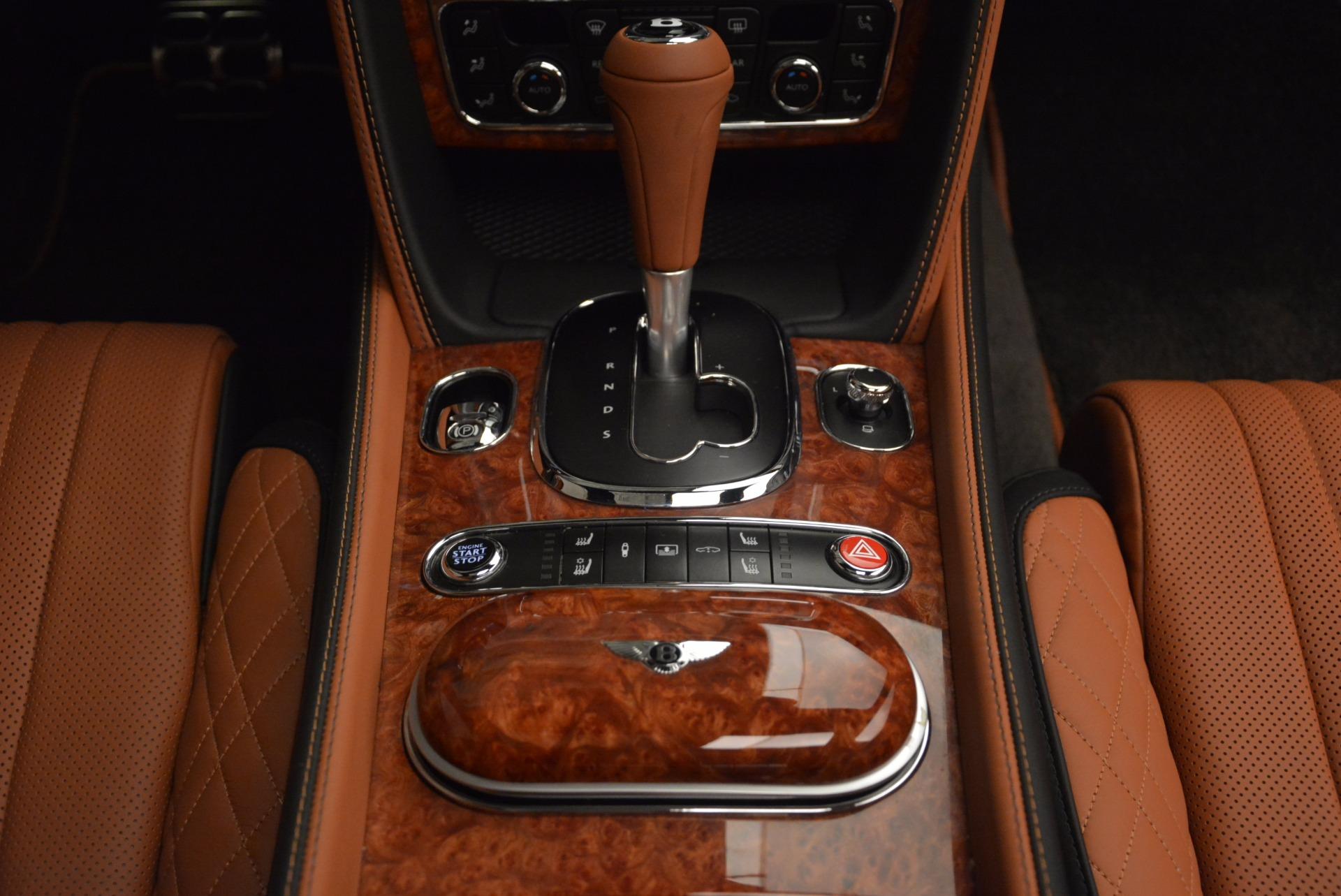 New 2017 Bentley Flying Spur W12 For Sale In Westport, CT 1616_p51