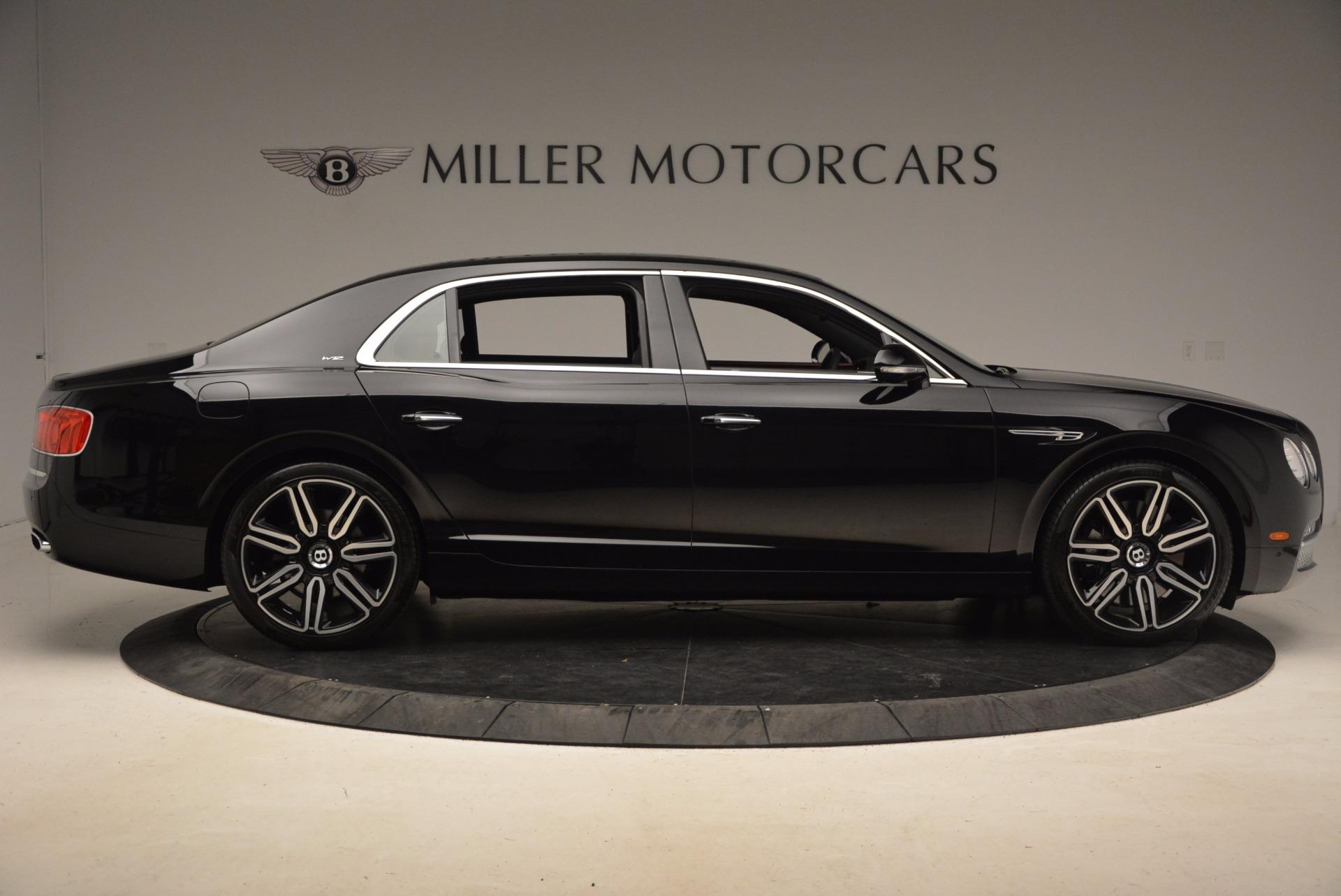 New 2017 Bentley Flying Spur W12 For Sale In Westport, CT 1616_p9