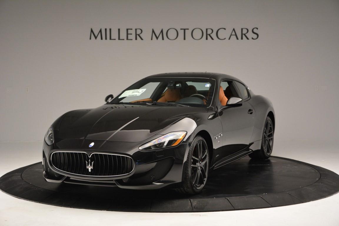 New 2016 Maserati GranTurismo Sport For Sale In Westport, CT 162_main