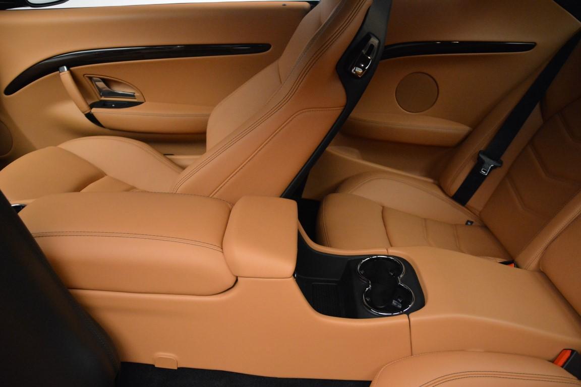 New 2016 Maserati GranTurismo Sport For Sale In Westport, CT 162_p18