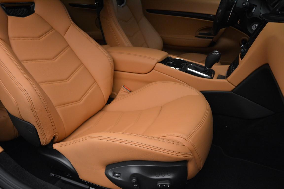 New 2016 Maserati GranTurismo Sport For Sale In Westport, CT 162_p23