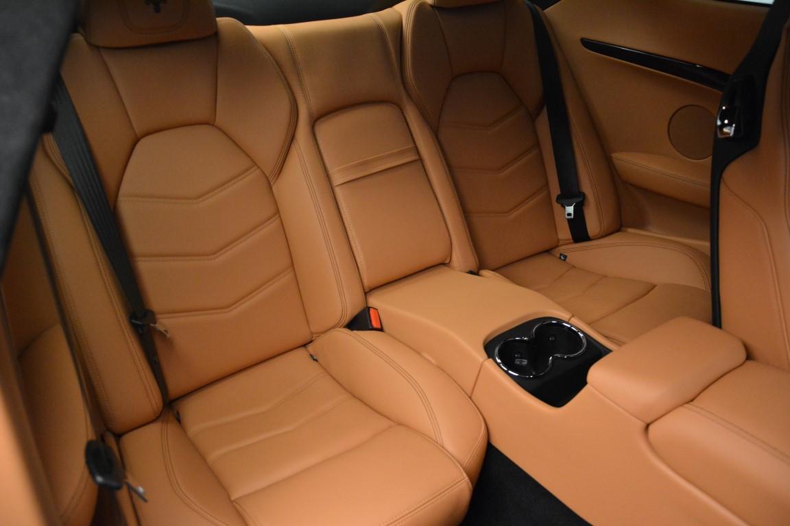 New 2016 Maserati GranTurismo Sport For Sale In Westport, CT 162_p26