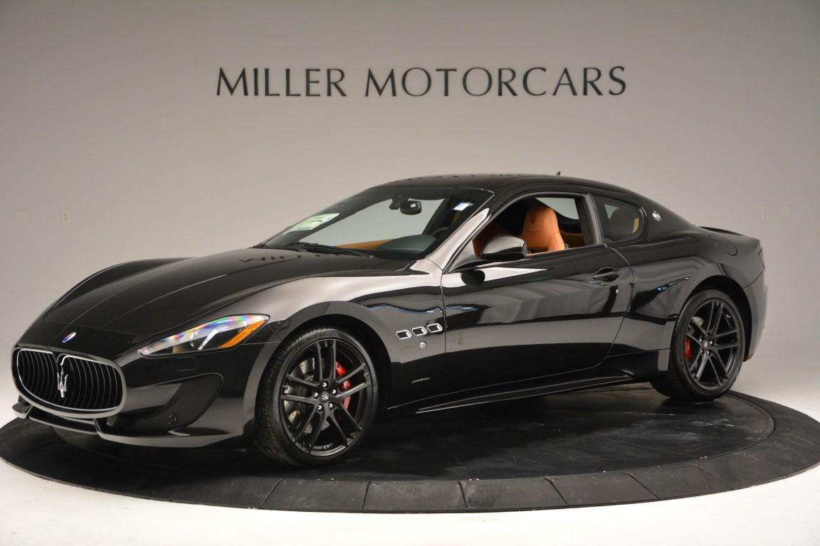 New 2016 Maserati GranTurismo Sport For Sale In Westport, CT 162_p2