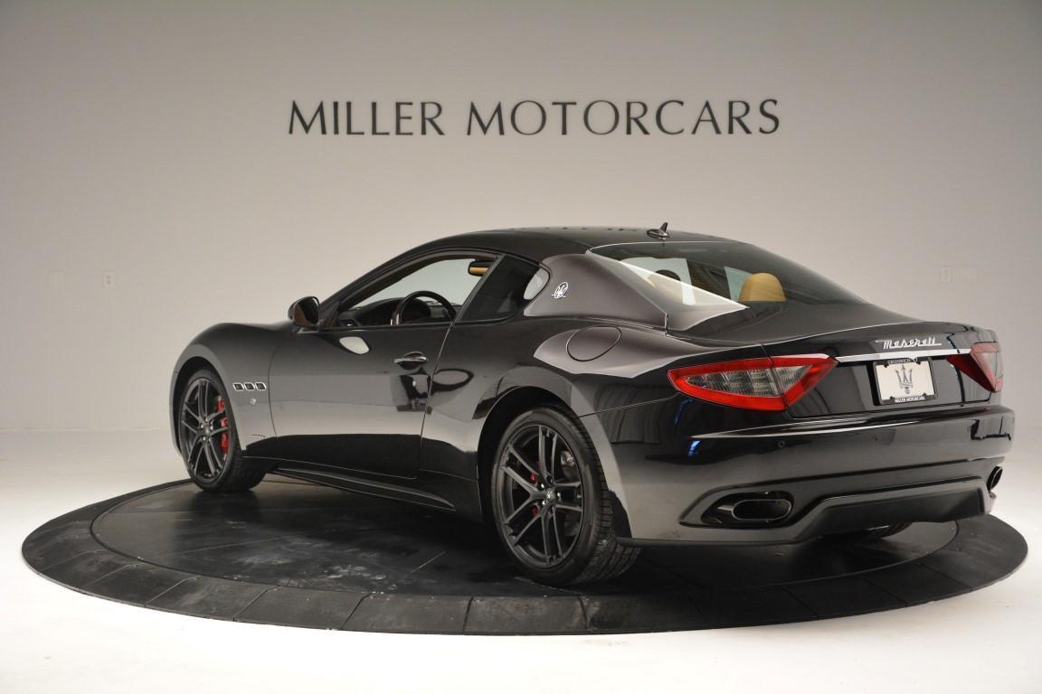 New 2016 Maserati GranTurismo Sport For Sale In Westport, CT 162_p5
