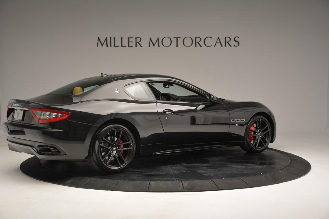 New 2016 Maserati GranTurismo Sport For Sale In Westport, CT 162_p8