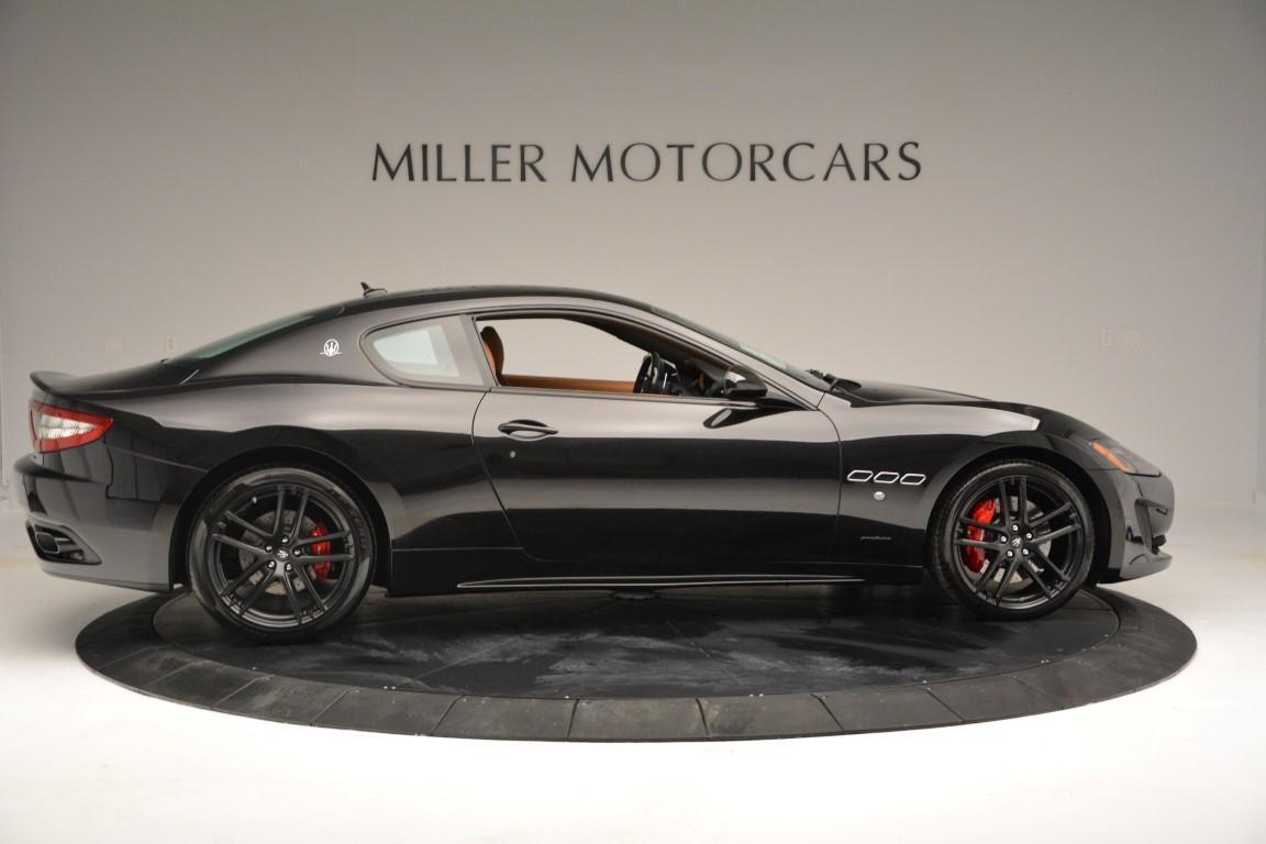 New 2016 Maserati GranTurismo Sport For Sale In Westport, CT 162_p9