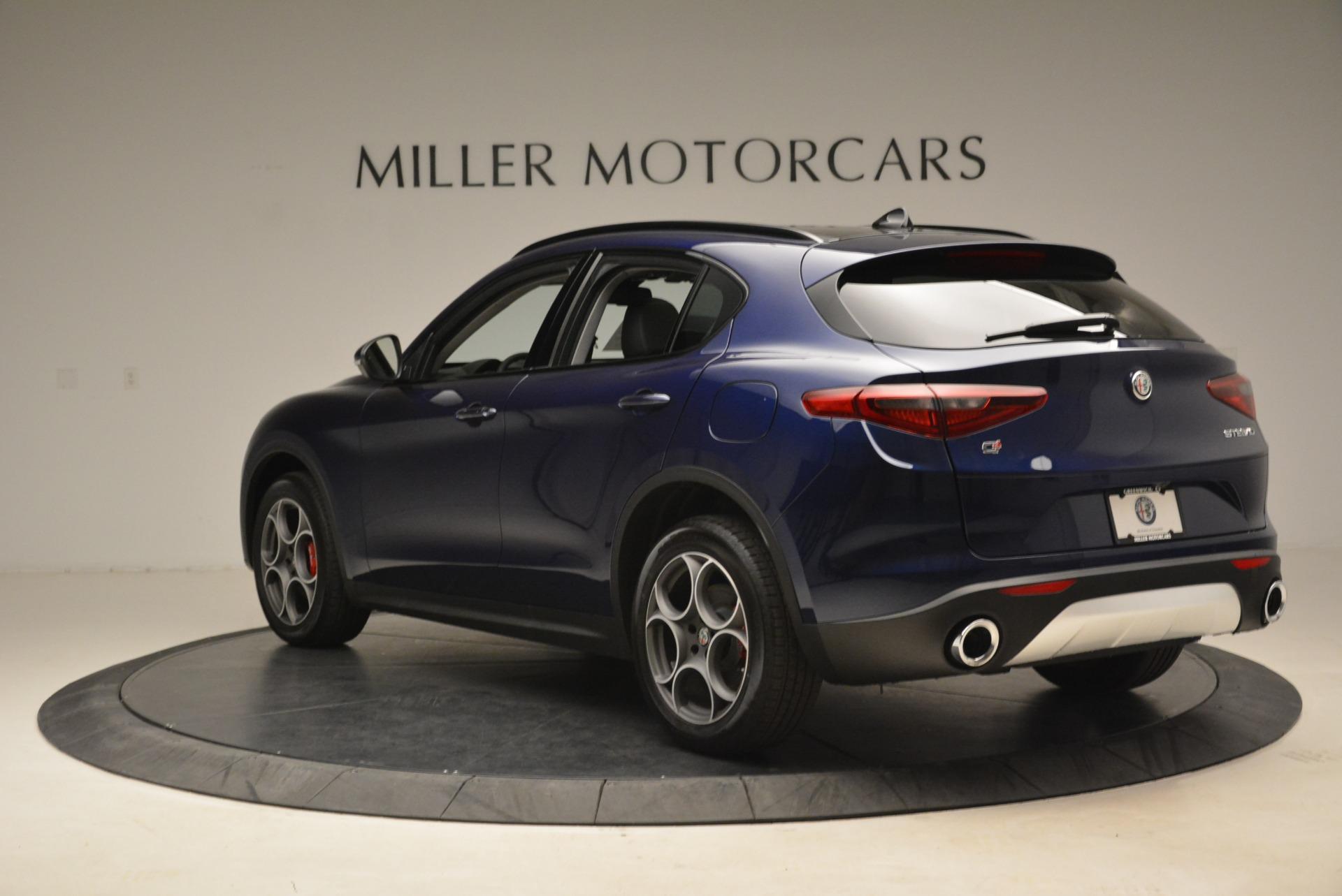 New 2018 Alfa Romeo Stelvio Sport Q4 For Sale In Westport, CT 1620_p5
