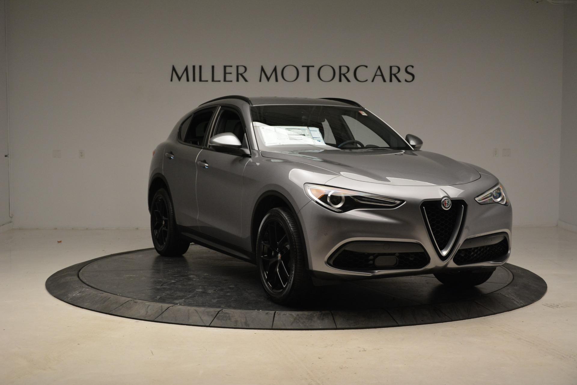 New 2018 Alfa Romeo Stelvio Ti Sport Q4 For Sale In Westport, CT 1621_p11