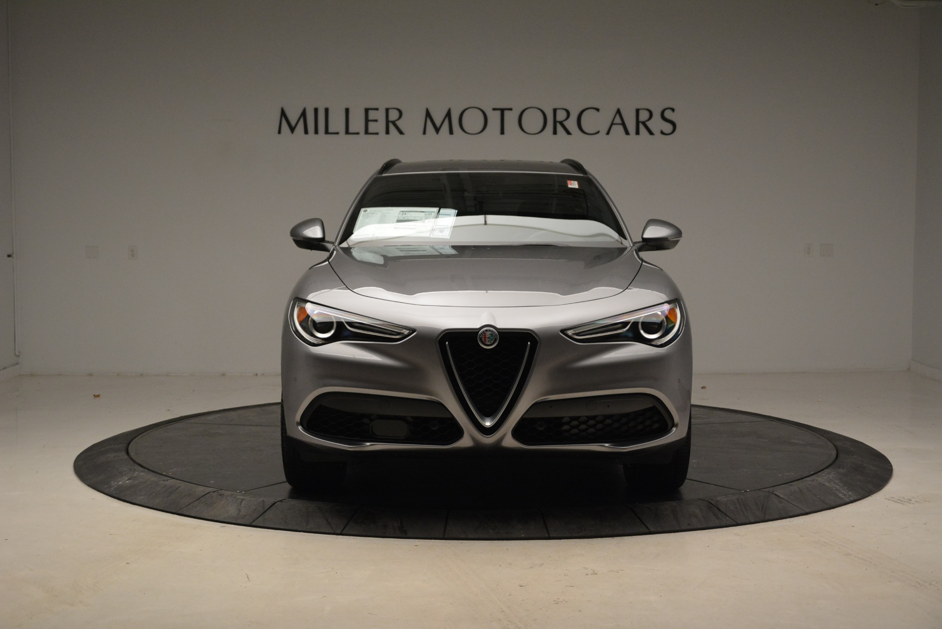 New 2018 Alfa Romeo Stelvio Ti Sport Q4 For Sale In Westport, CT 1621_p12
