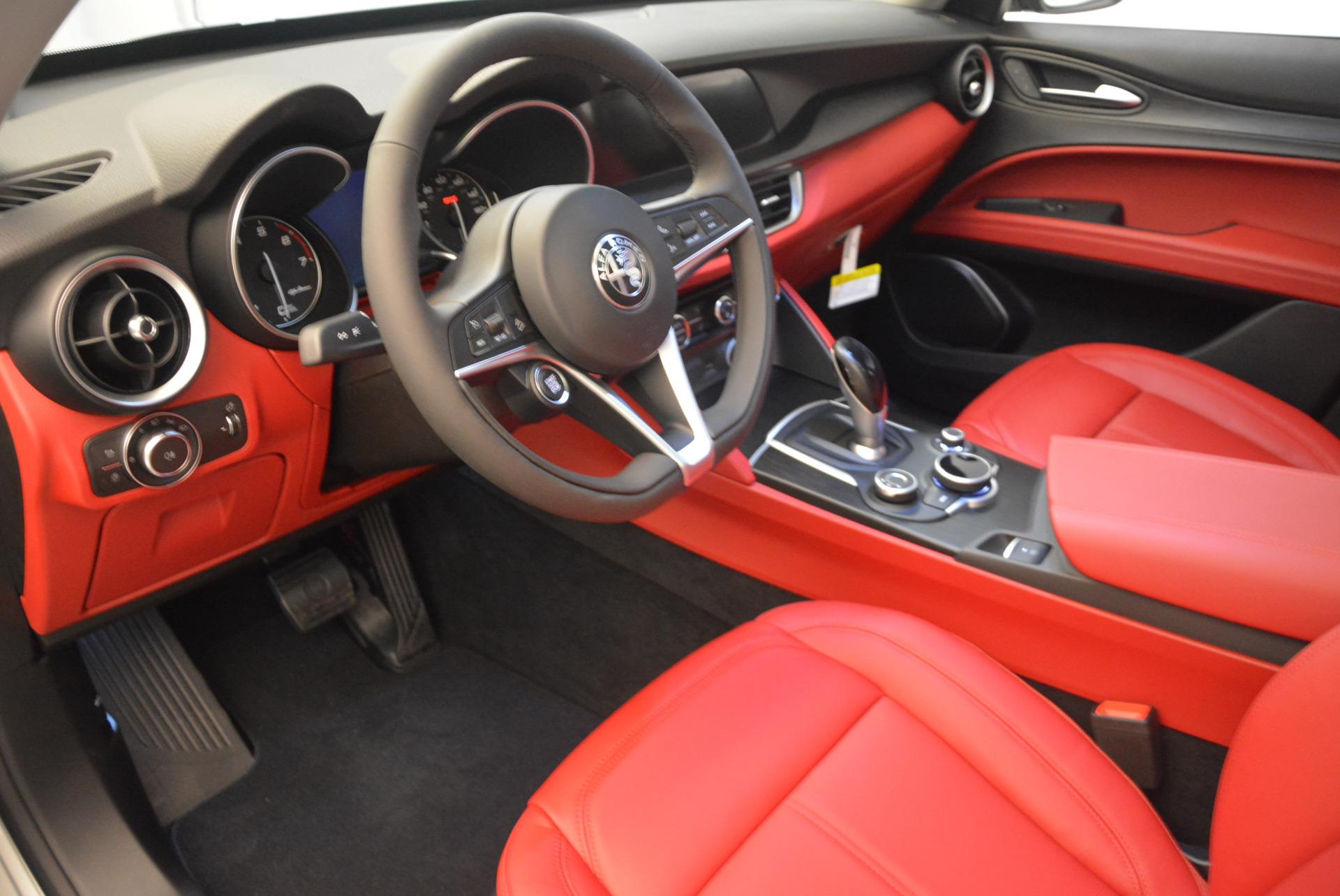 New 2018 Alfa Romeo Stelvio Q4 For Sale In Westport, CT 1624_p13