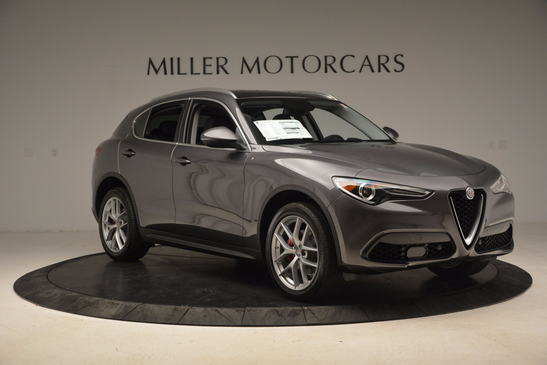 New 2018 Alfa Romeo Stelvio Q4 For Sale In Westport, CT 1625_p11