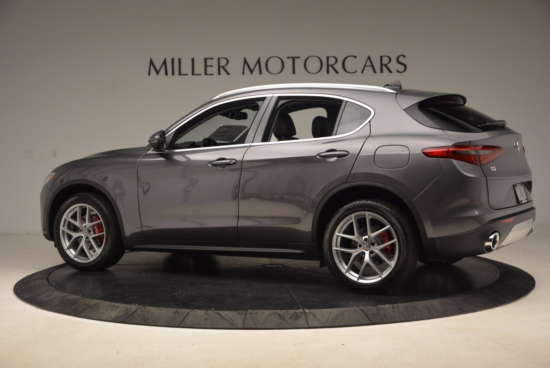 New 2018 Alfa Romeo Stelvio Q4 For Sale In Westport, CT 1625_p4