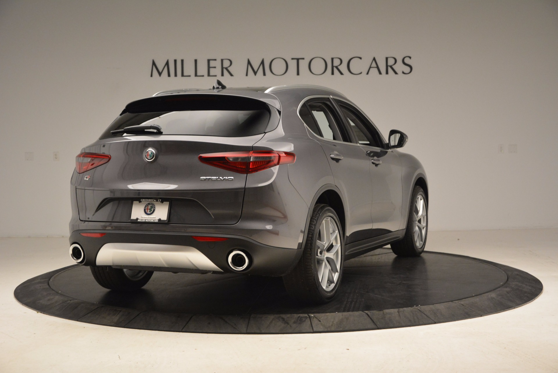 New 2018 Alfa Romeo Stelvio Q4 For Sale In Westport, CT 1625_p7