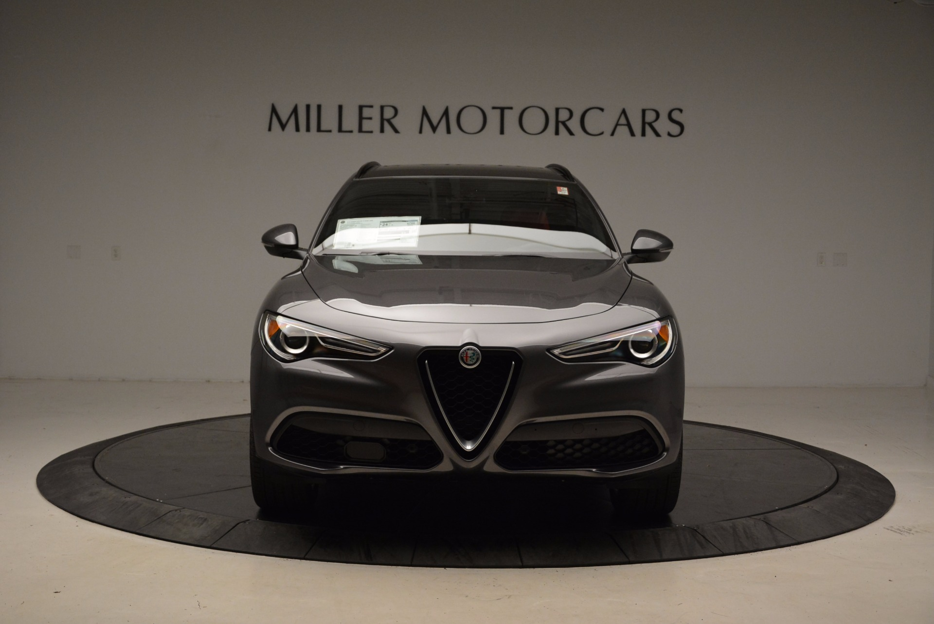 New 2018 Alfa Romeo Stelvio Ti Sport Q4 For Sale In Westport, CT 1629_p12