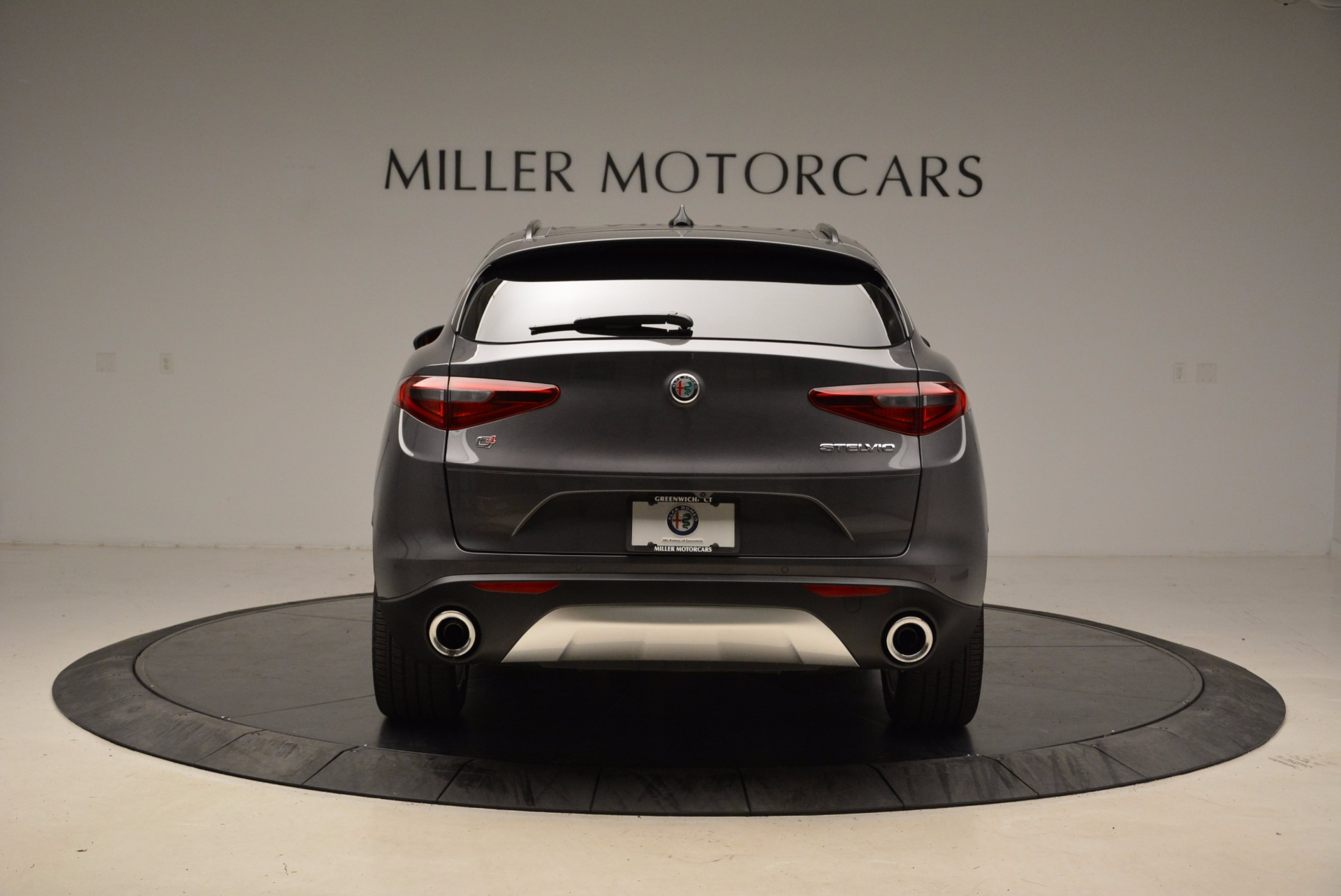 New 2018 Alfa Romeo Stelvio Ti Sport Q4 For Sale In Westport, CT 1629_p6