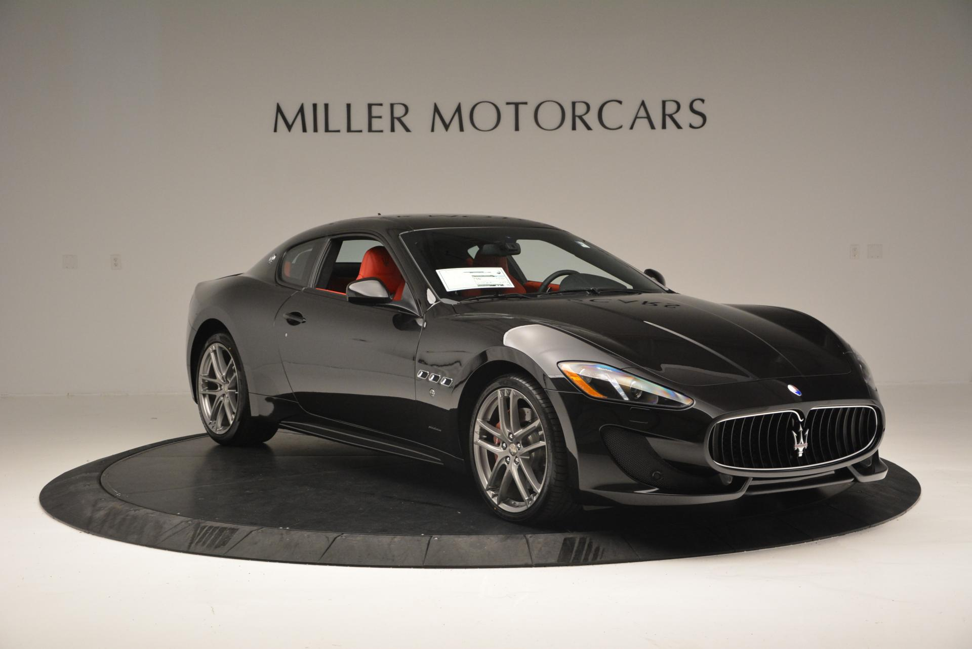 New 2016 Maserati GranTurismo Sport For Sale In Westport, CT 163_p11