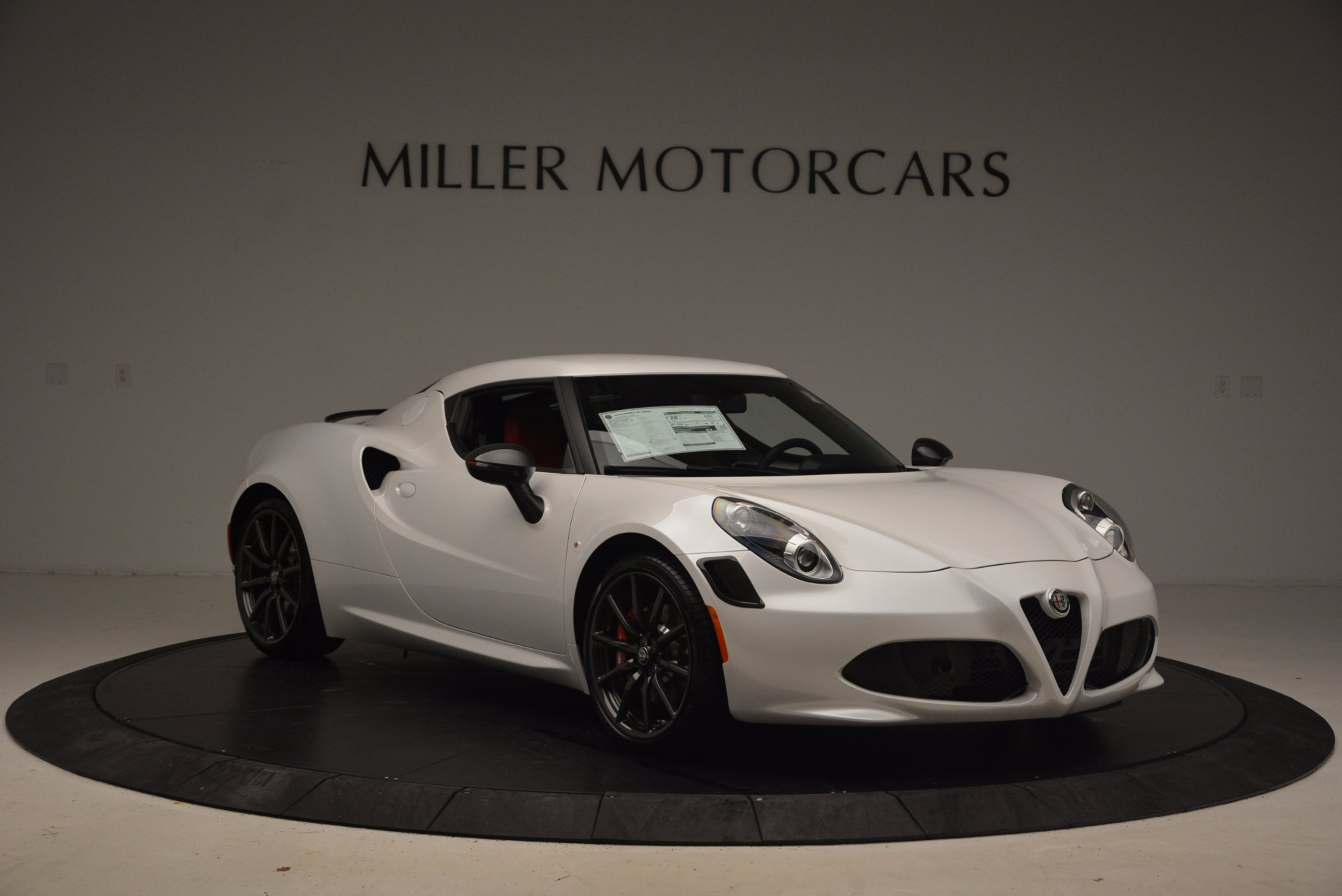 New 2018 Alfa Romeo 4C Coupe For Sale In Westport, CT 1633_p11