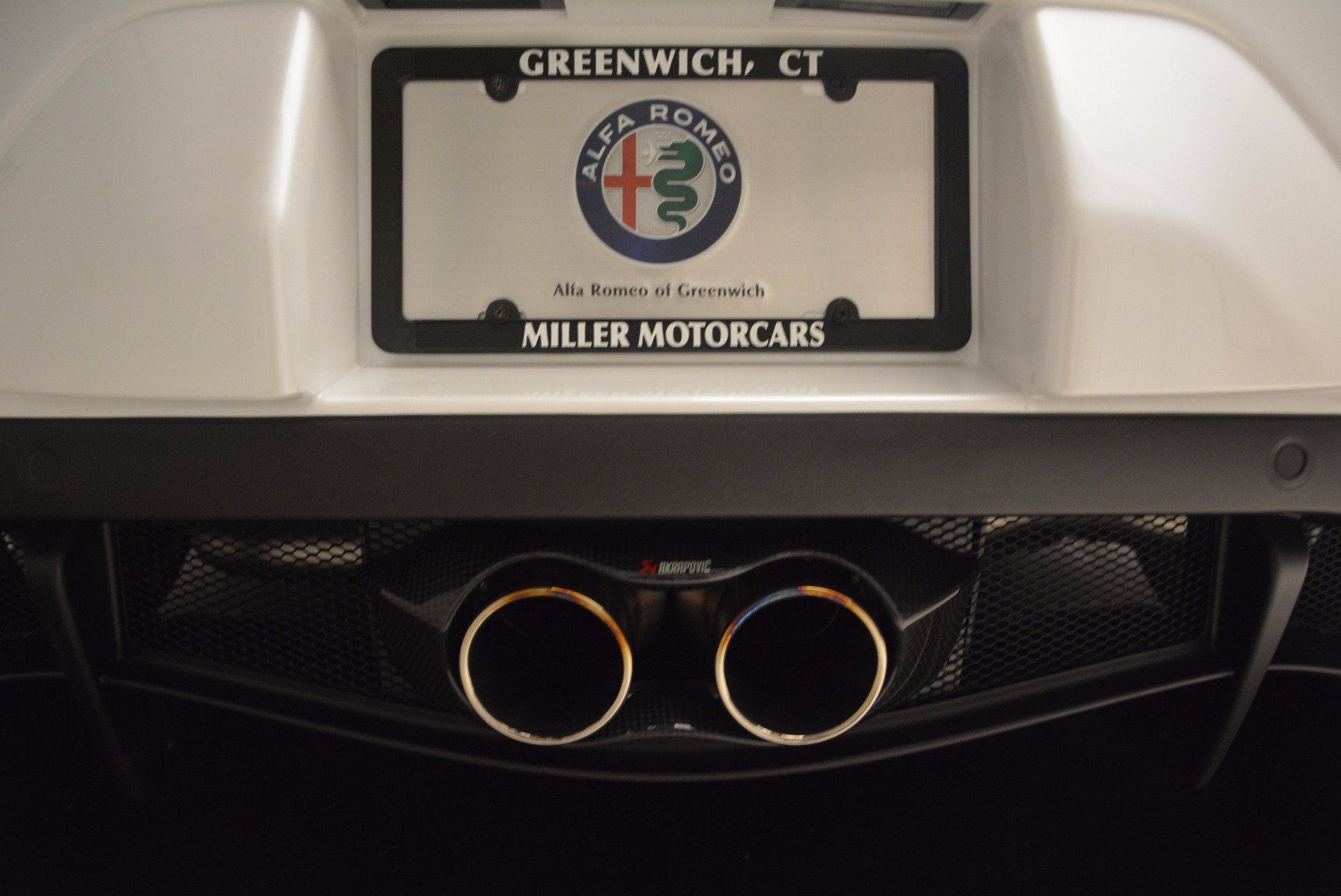 New 2018 Alfa Romeo 4C Coupe For Sale In Westport, CT 1633_p22