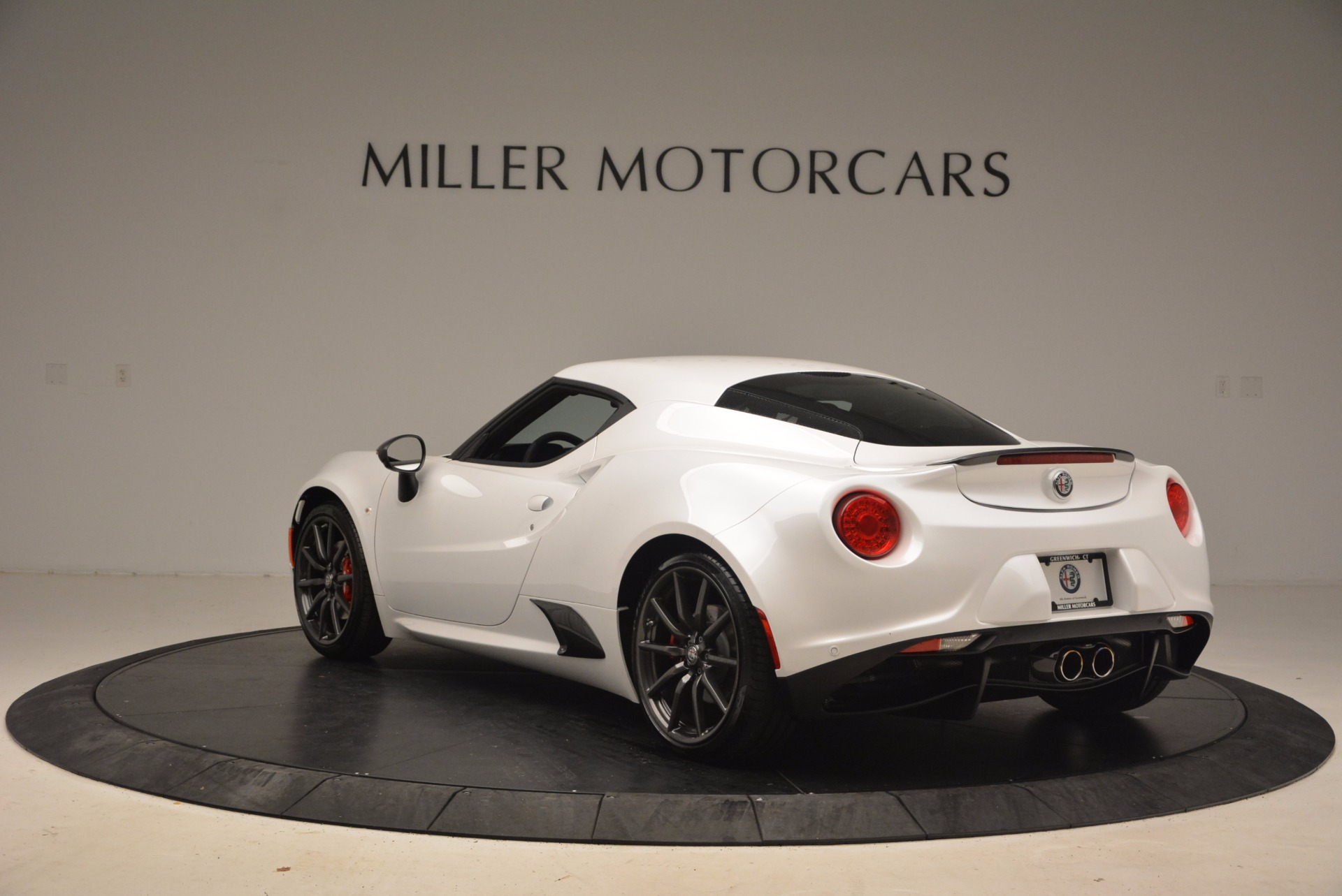 New 2018 Alfa Romeo 4C Coupe For Sale In Westport, CT 1633_p5