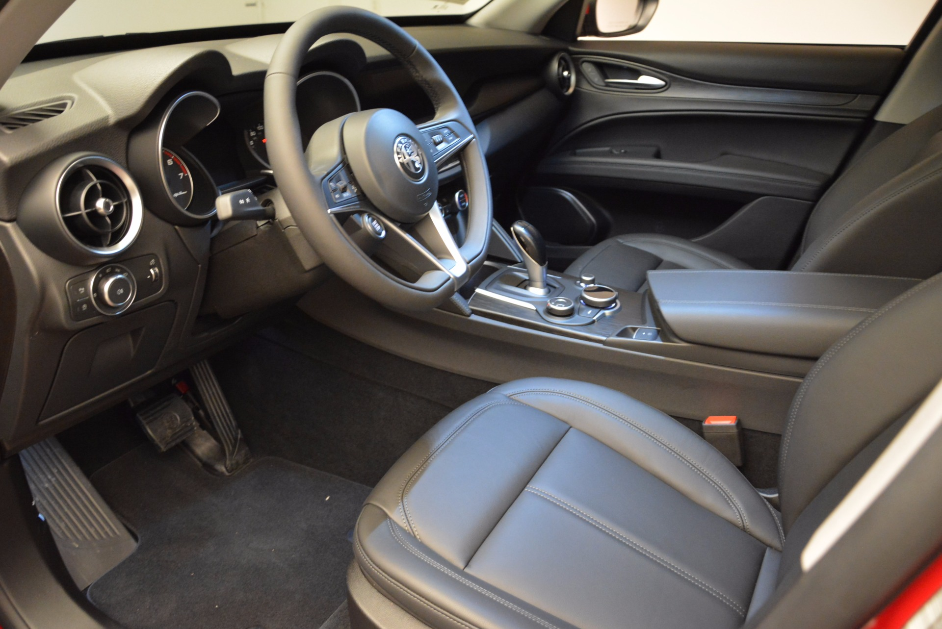 New 2018 Alfa Romeo Stelvio Q4 For Sale In Westport, CT 1634_p13