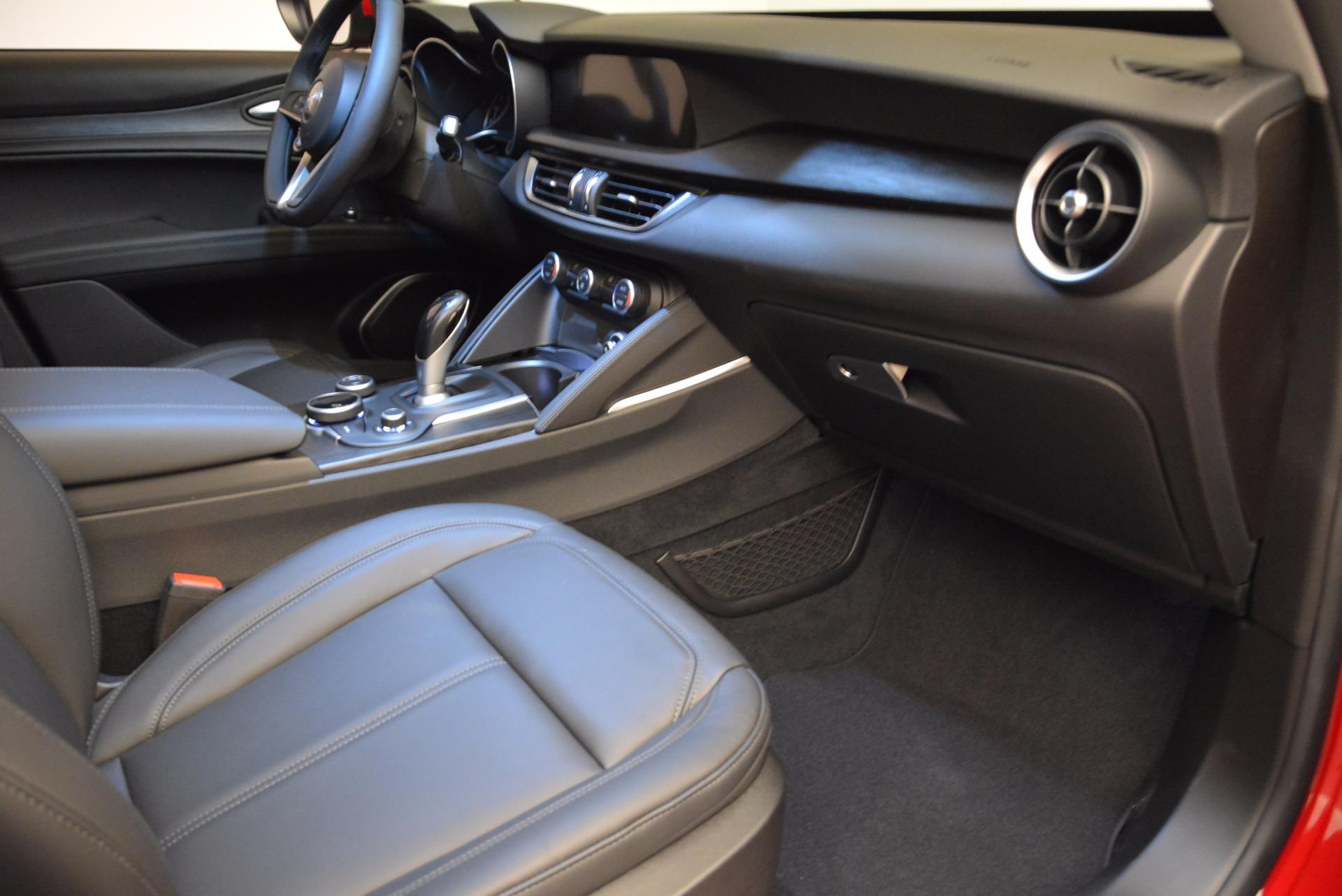 New 2018 Alfa Romeo Stelvio Q4 For Sale In Westport, CT 1634_p19