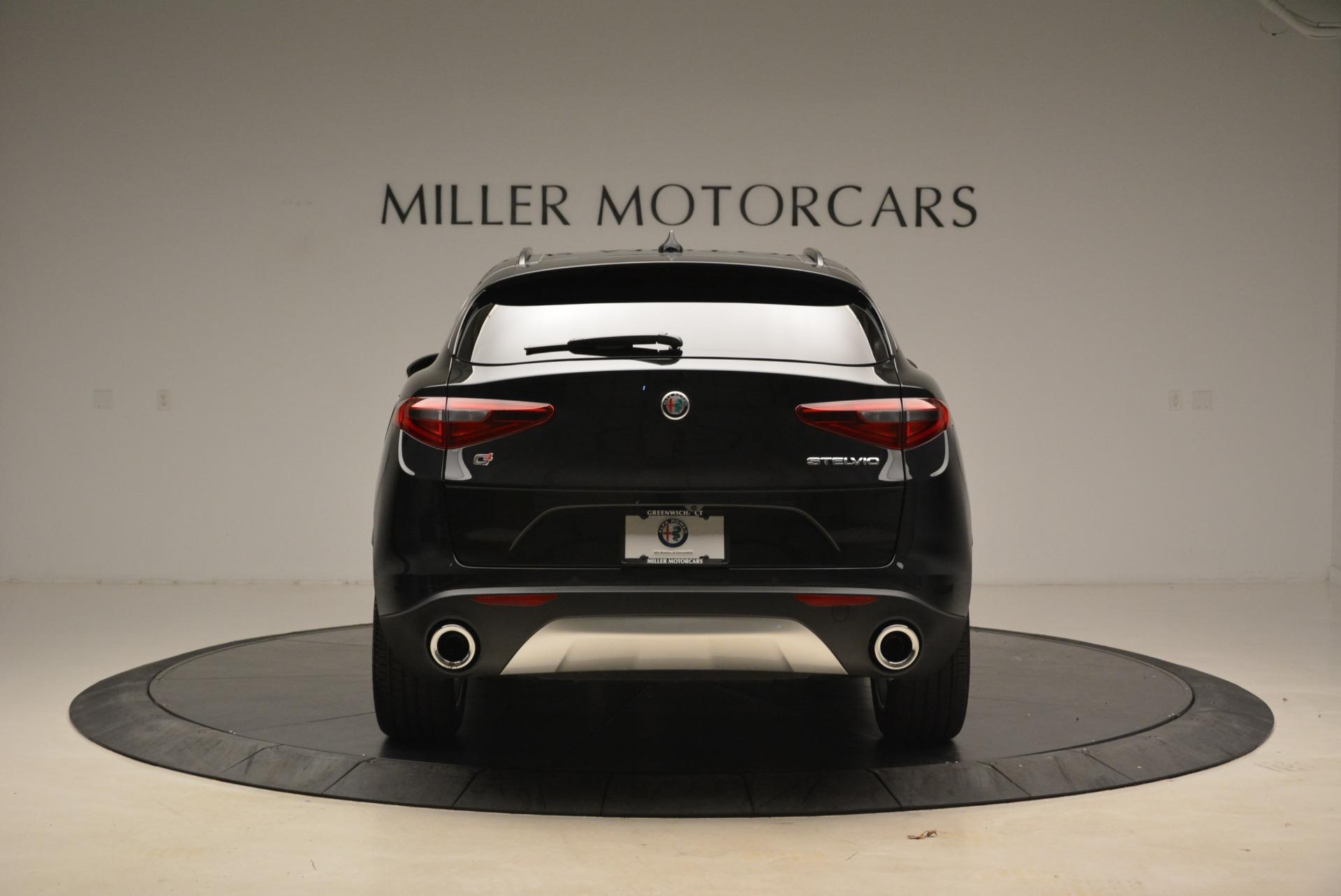New 2018 Alfa Romeo Stelvio Sport Q4 For Sale In Westport, CT 1635_p6