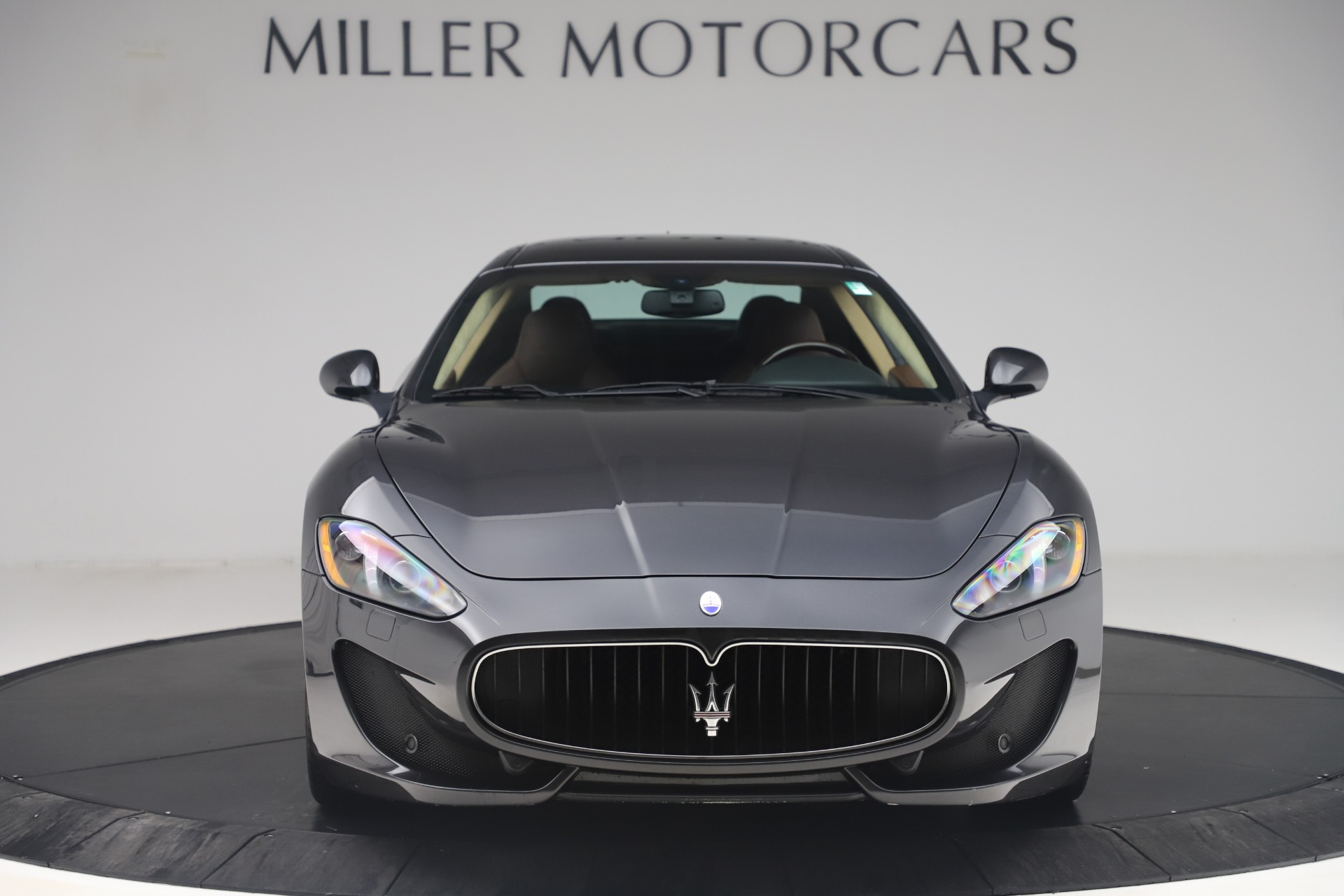 New 2016 Maserati GranTurismo Sport For Sale In Westport, CT 164_p12