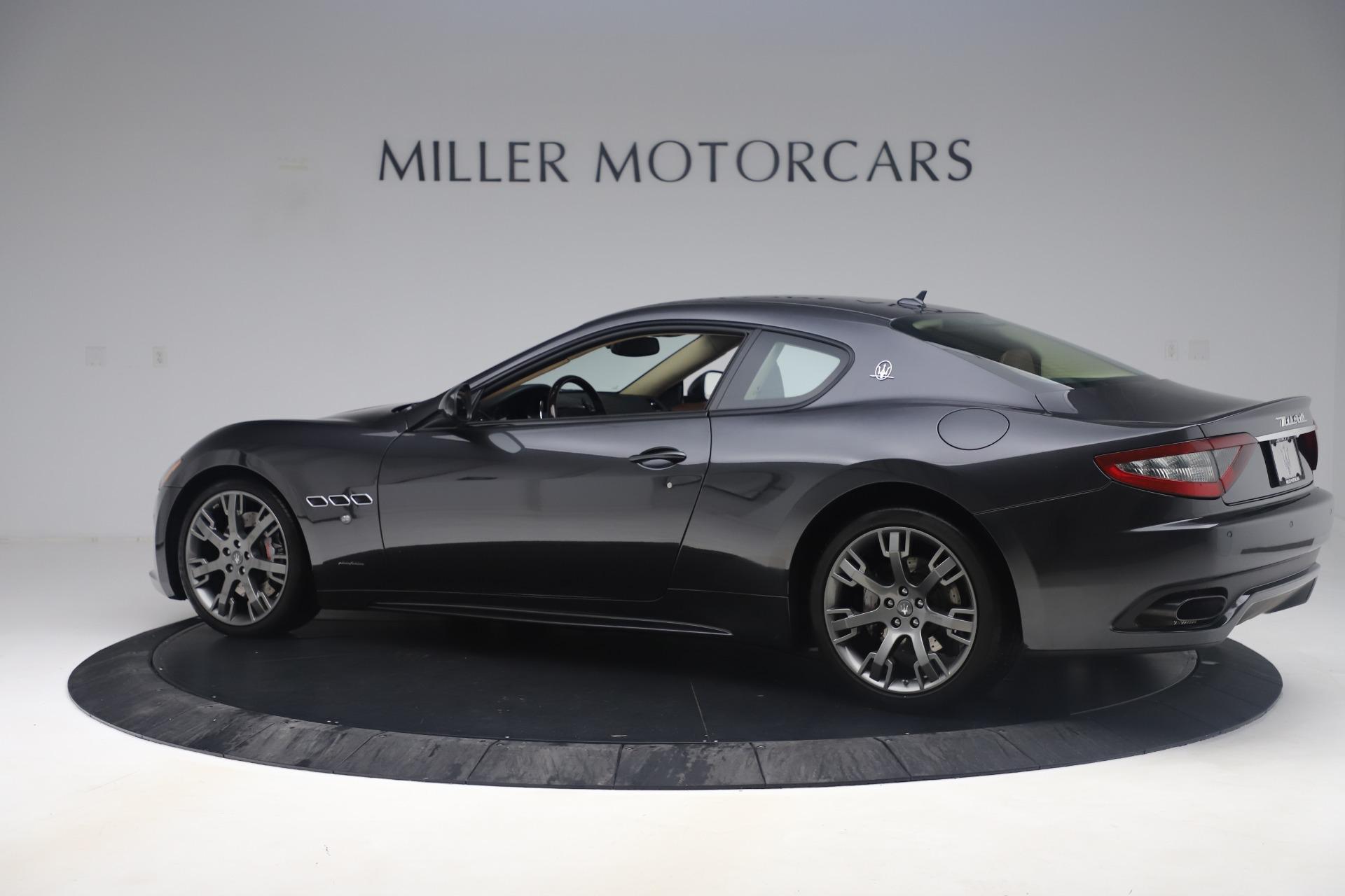New 2016 Maserati GranTurismo Sport For Sale In Westport, CT 164_p4