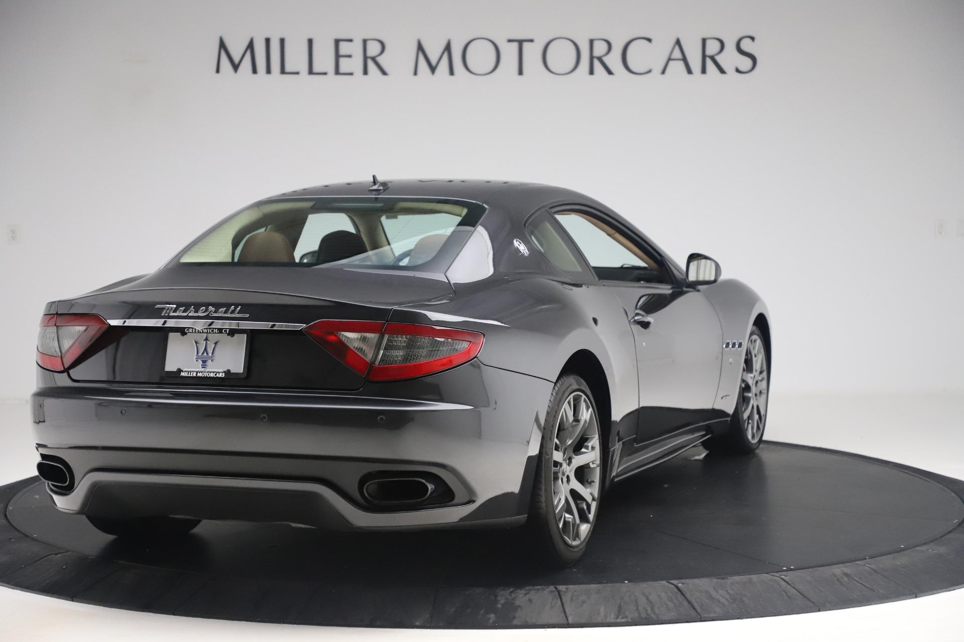 New 2016 Maserati GranTurismo Sport For Sale In Westport, CT 164_p7