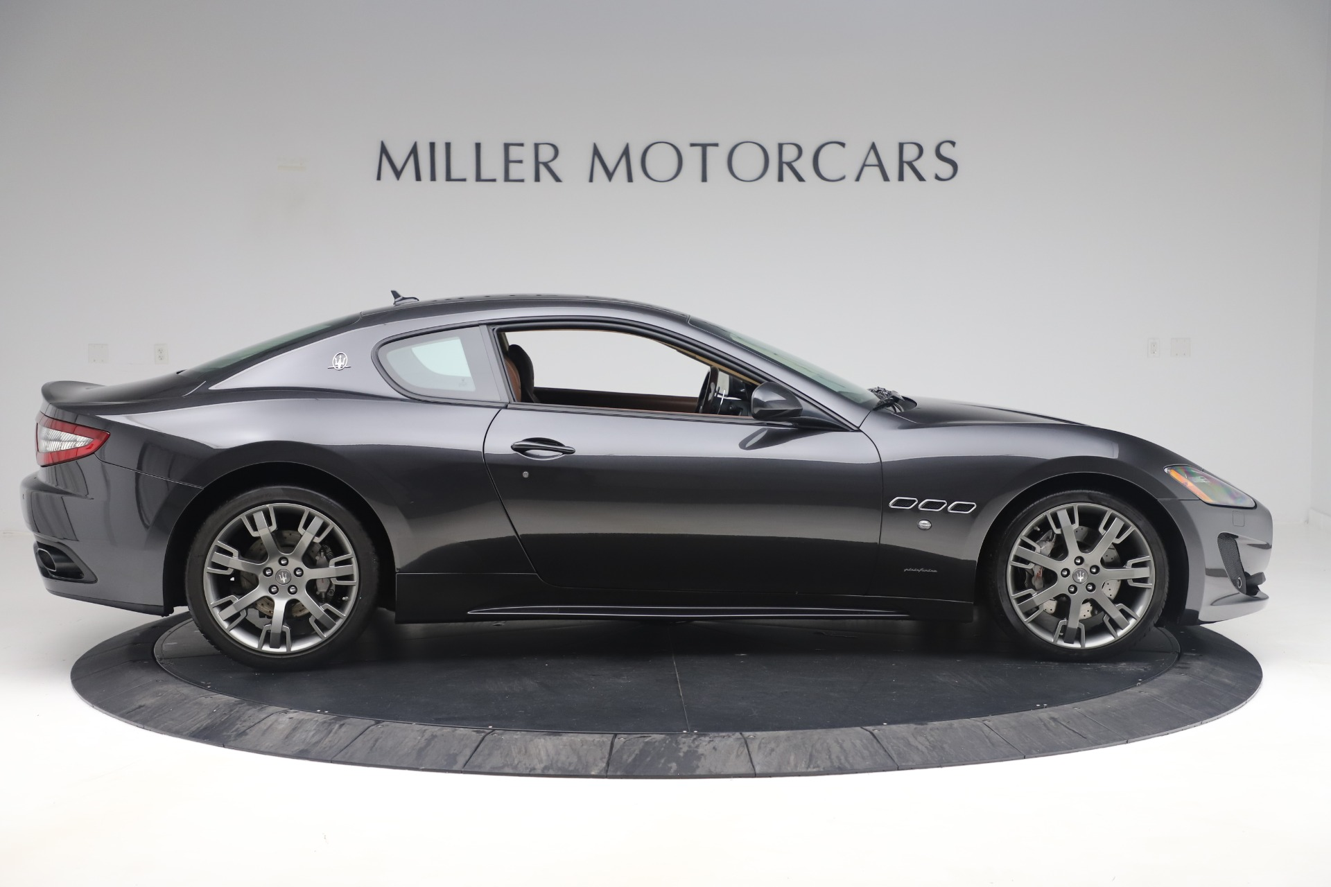 New 2016 Maserati GranTurismo Sport For Sale In Westport, CT 164_p9