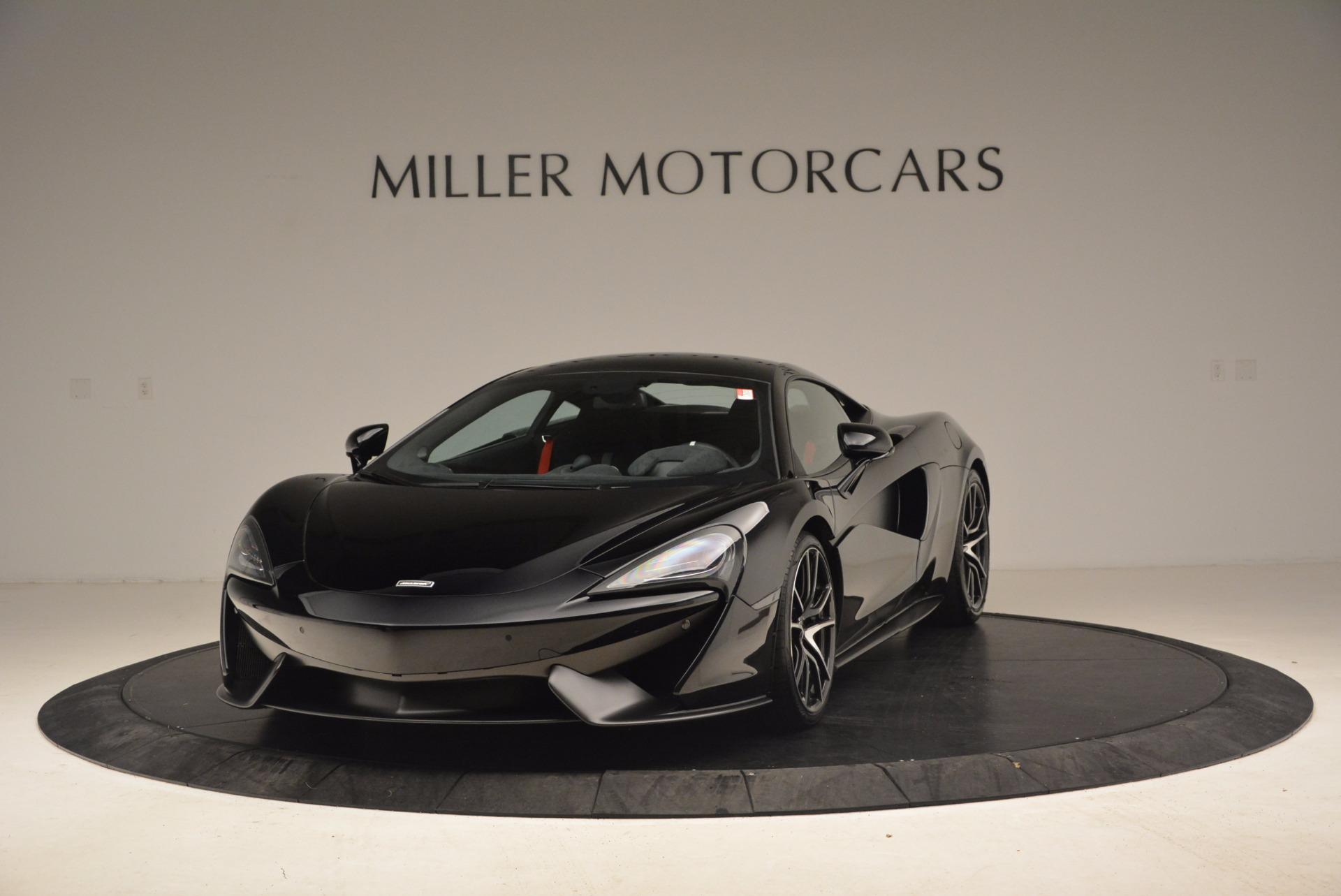 Used 2016 McLaren 570S  For Sale In Westport, CT 1645_main