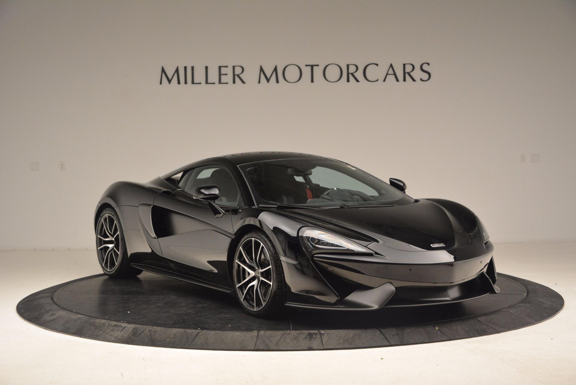 Used 2016 McLaren 570S  For Sale In Westport, CT 1645_p11