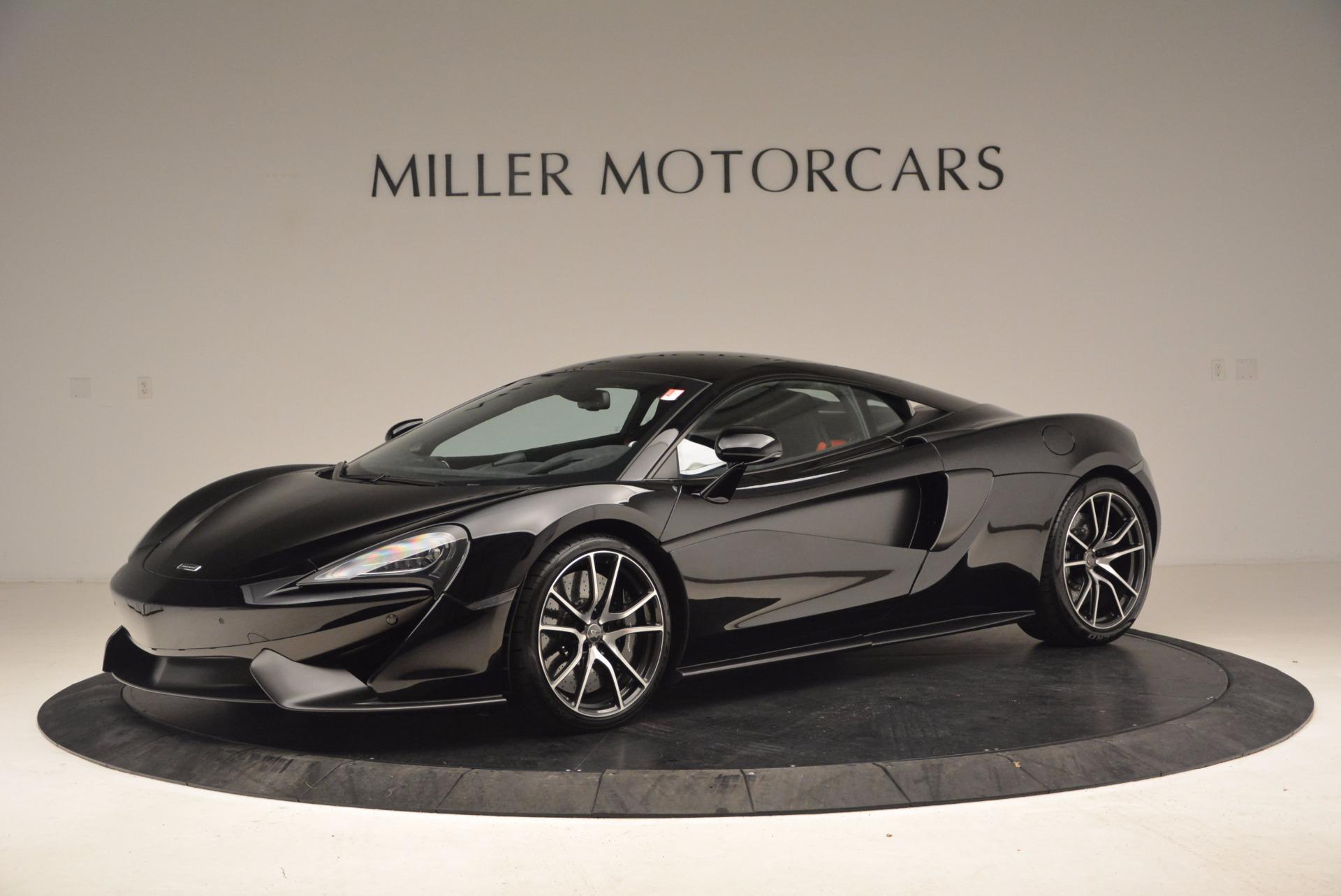 Used 2016 McLaren 570S  For Sale In Westport, CT 1645_p2