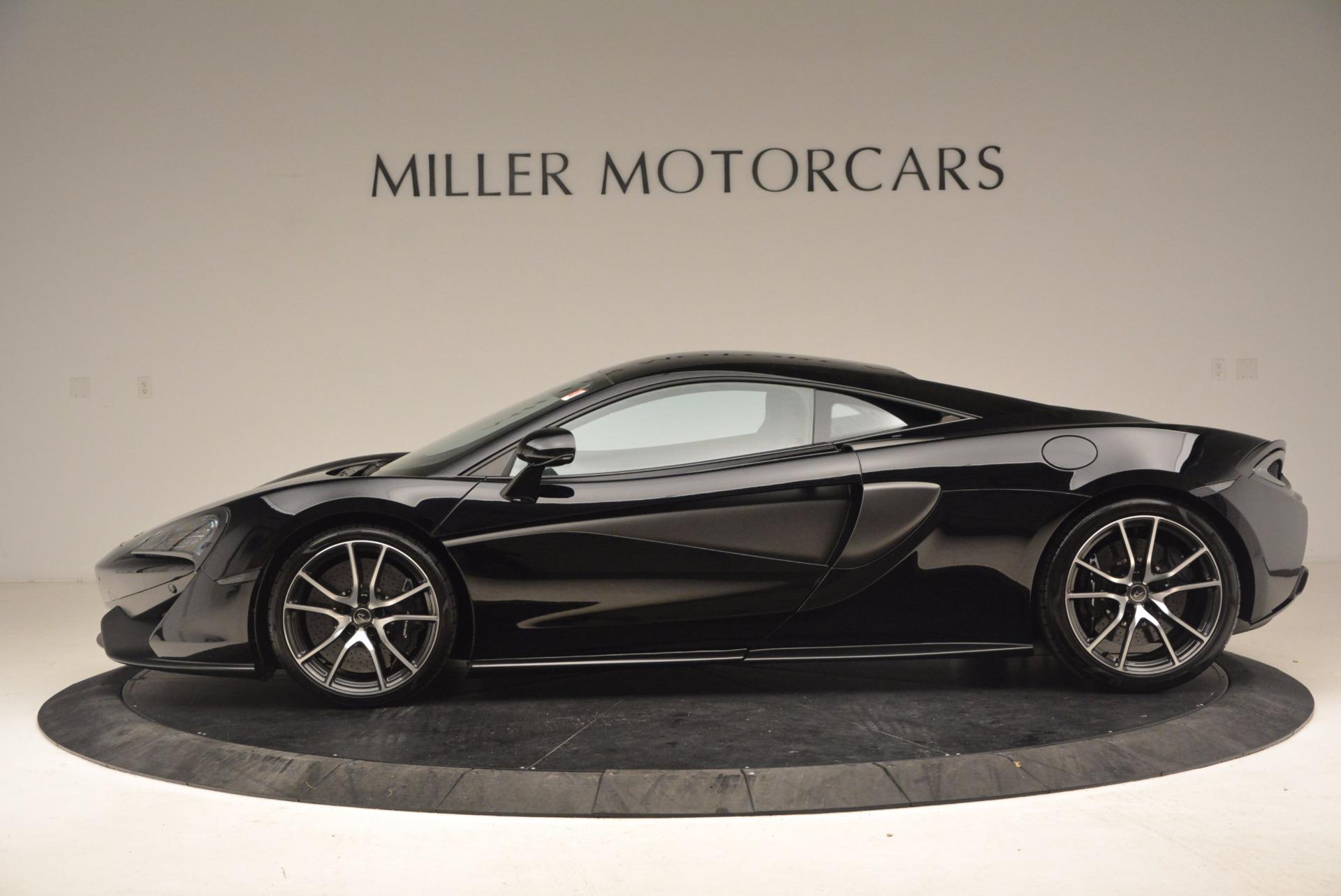 Used 2016 McLaren 570S  For Sale In Westport, CT 1645_p3