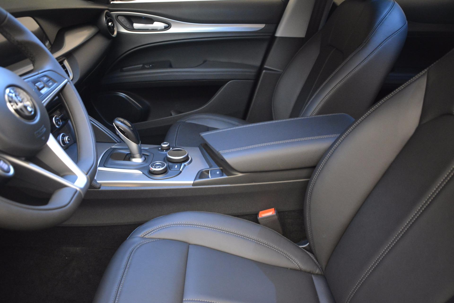 New 2018 Alfa Romeo Stelvio Q4 For Sale In Westport, CT 1648_p14