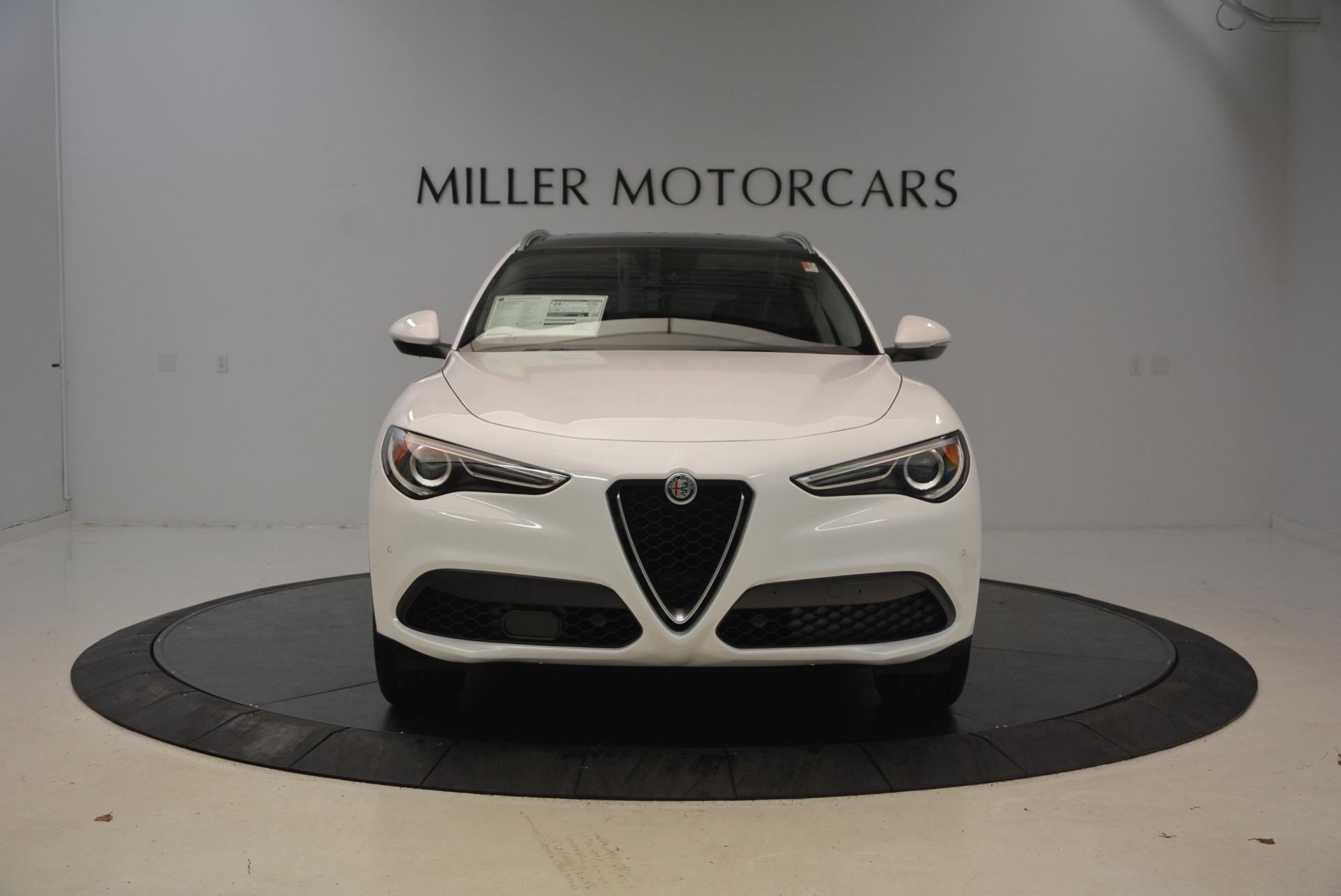New 2018 Alfa Romeo Stelvio Q4 For Sale In Westport, CT 1649_p12