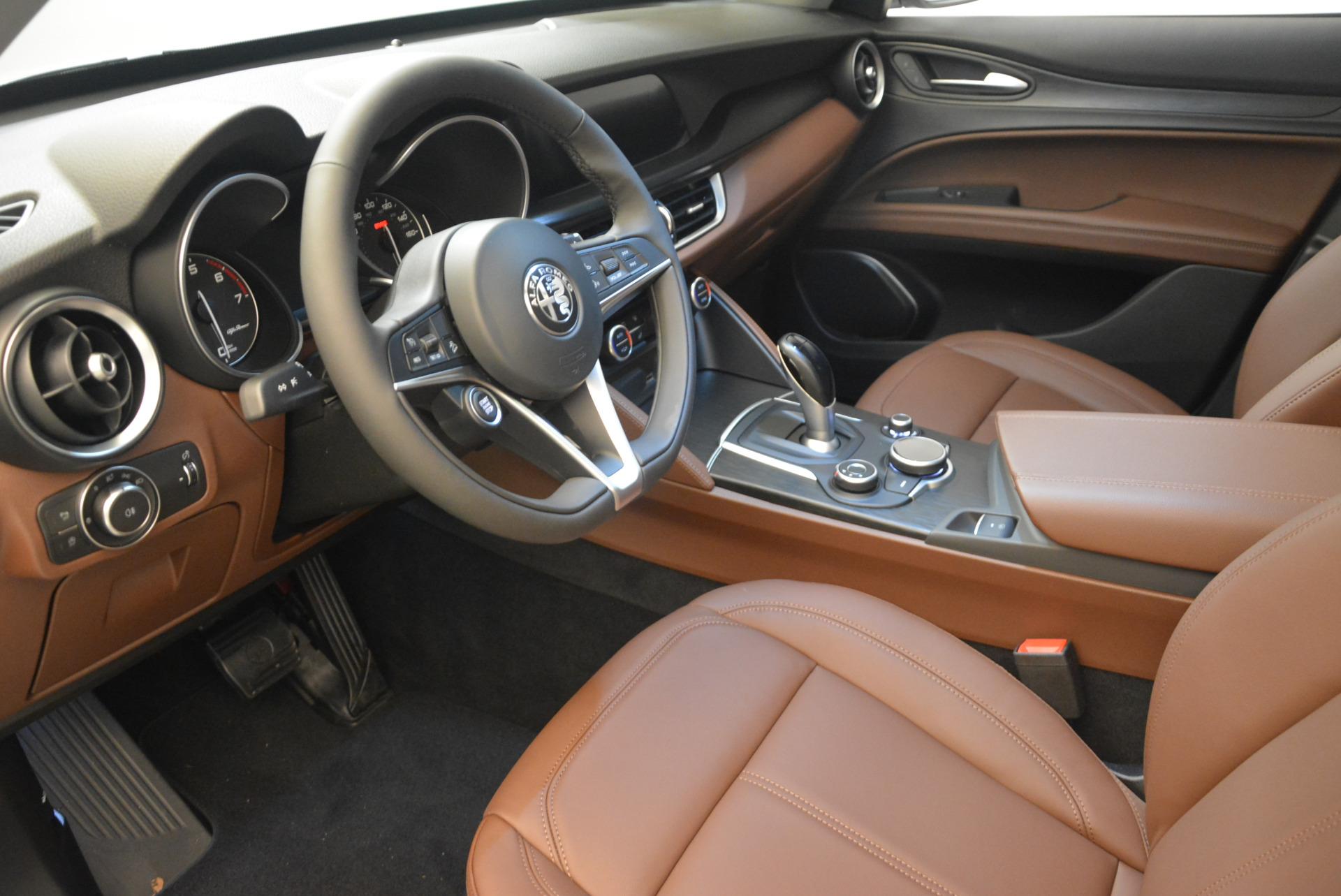 New 2018 Alfa Romeo Stelvio Q4 For Sale In Westport, CT 1649_p13
