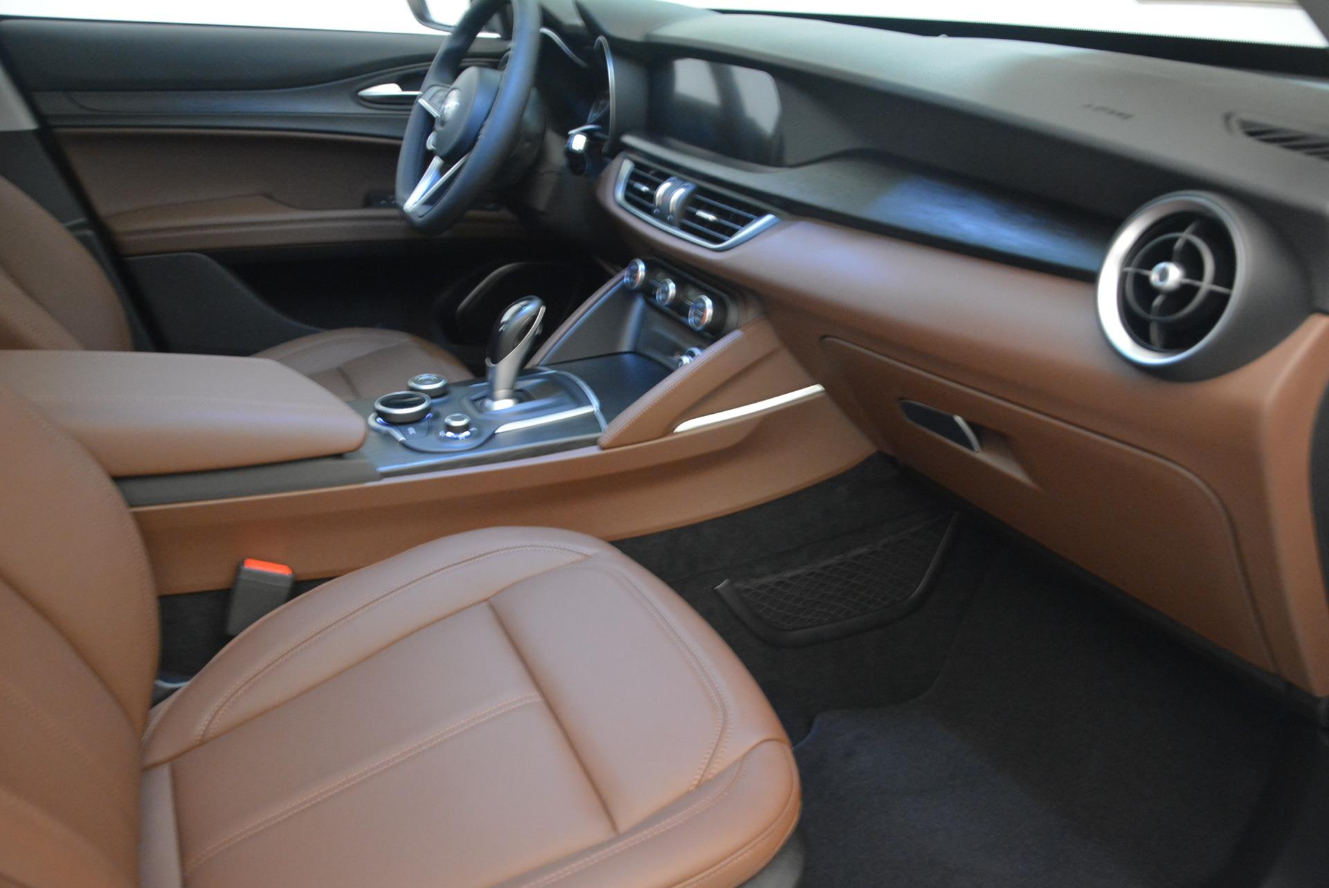 New 2018 Alfa Romeo Stelvio Q4 For Sale In Westport, CT 1649_p19