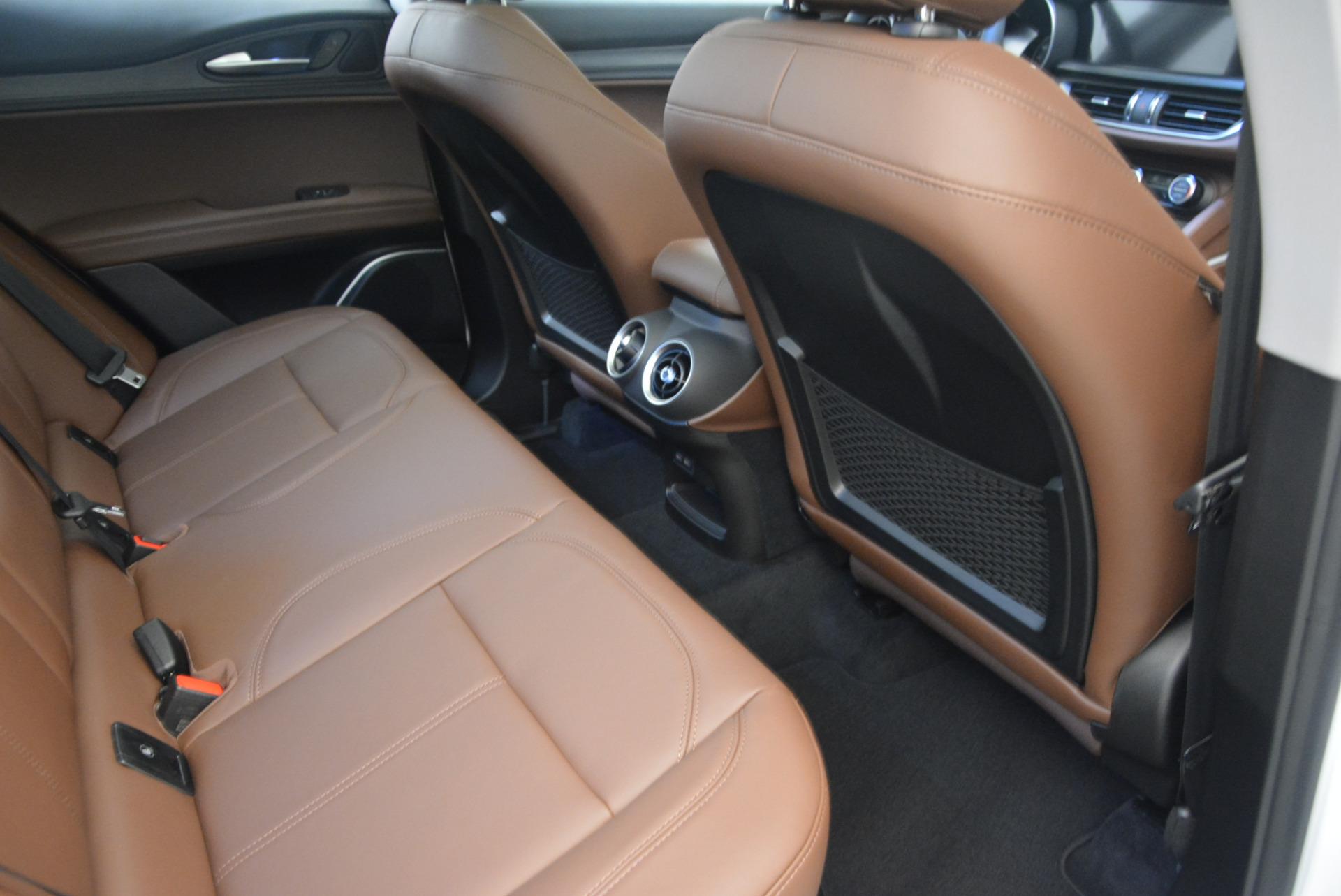 New 2018 Alfa Romeo Stelvio Q4 For Sale In Westport, CT 1649_p22