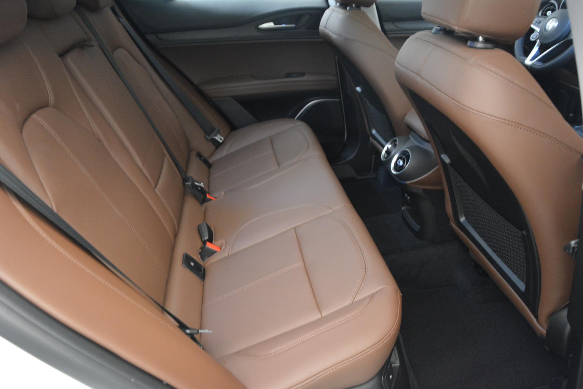 New 2018 Alfa Romeo Stelvio Q4 For Sale In Westport, CT 1649_p23