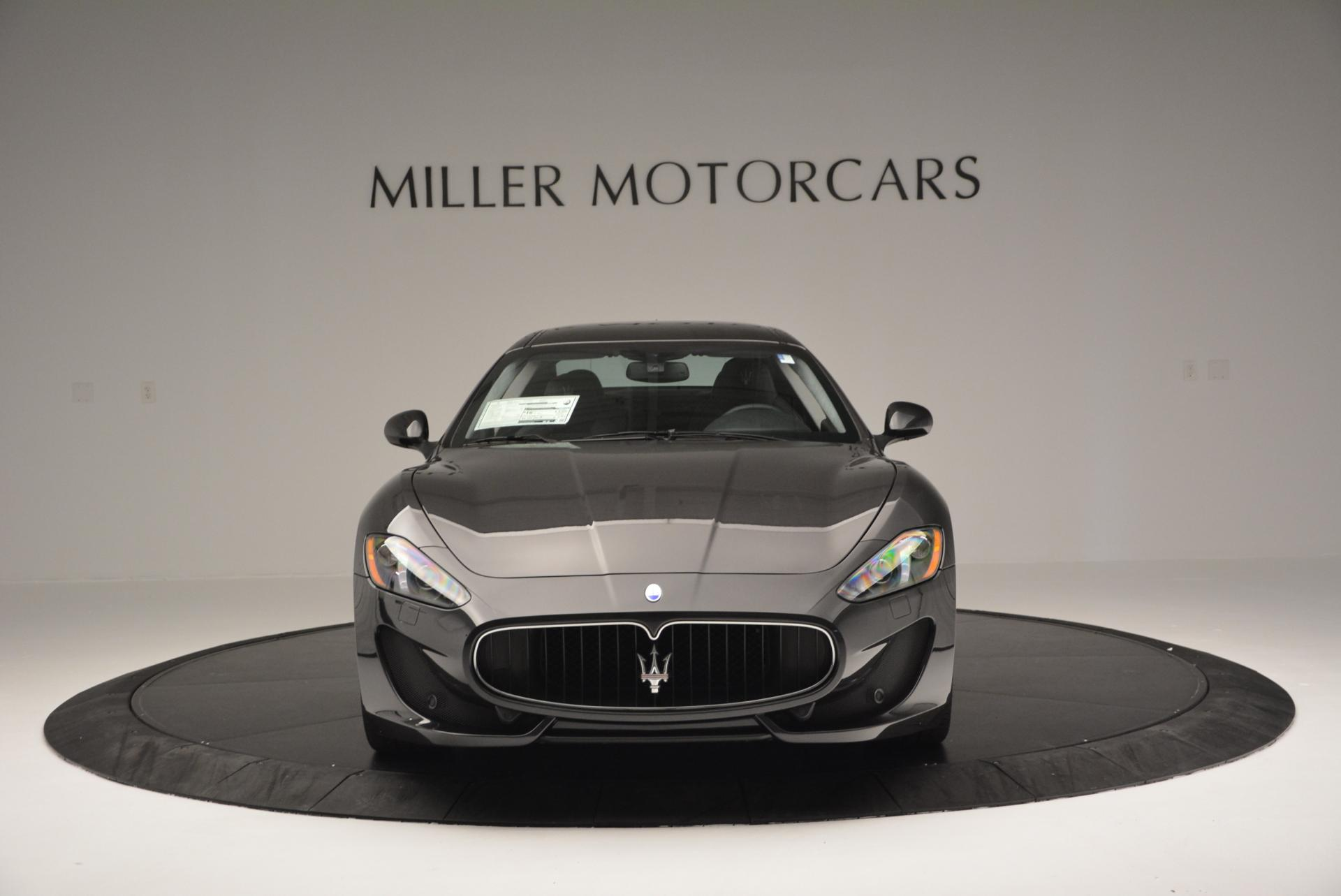 New 2016 Maserati GranTurismo Sport For Sale In Westport, CT 165_p12