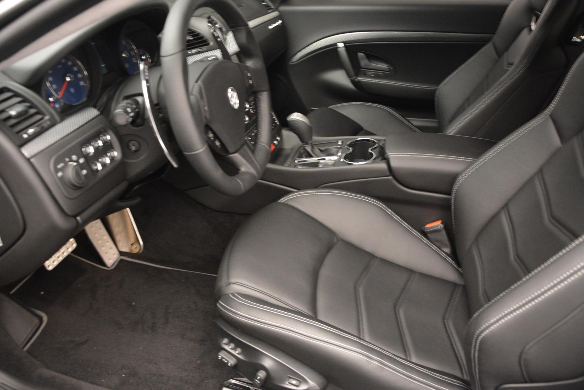 New 2016 Maserati GranTurismo Sport For Sale In Westport, CT 165_p14