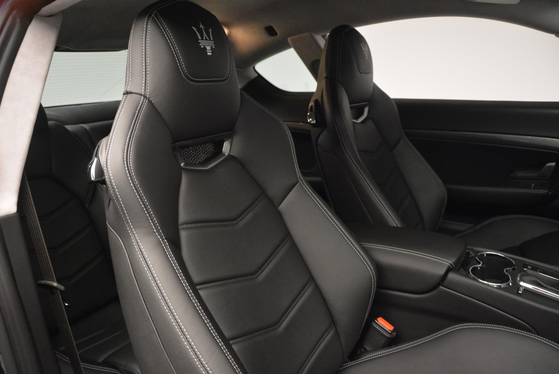 New 2016 Maserati GranTurismo Sport For Sale In Westport, CT 165_p20
