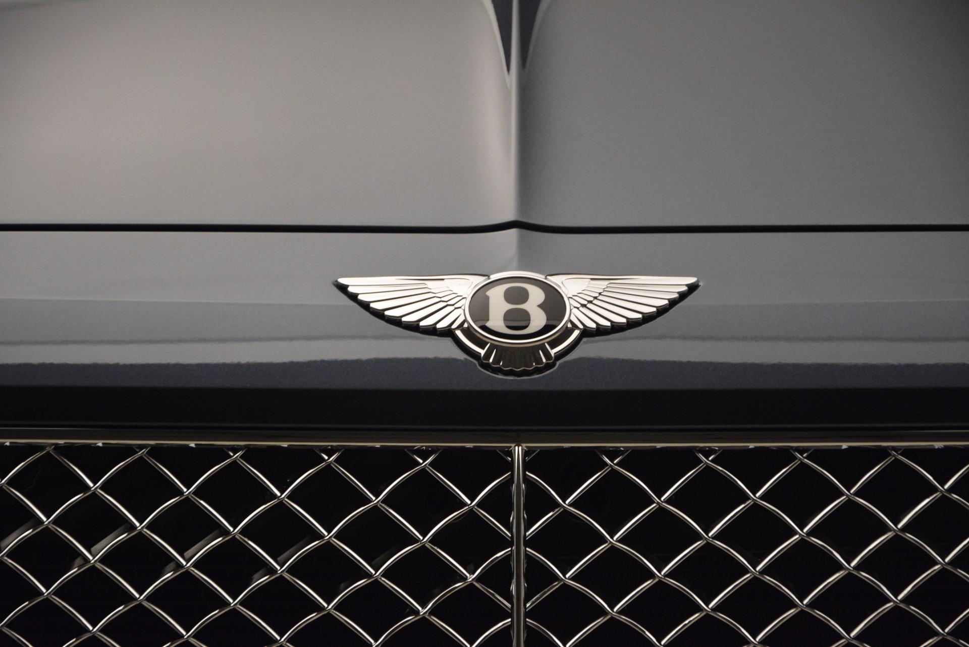 Used 2018 Bentley Bentayga Onyx For Sale In Westport, CT 1651_p14