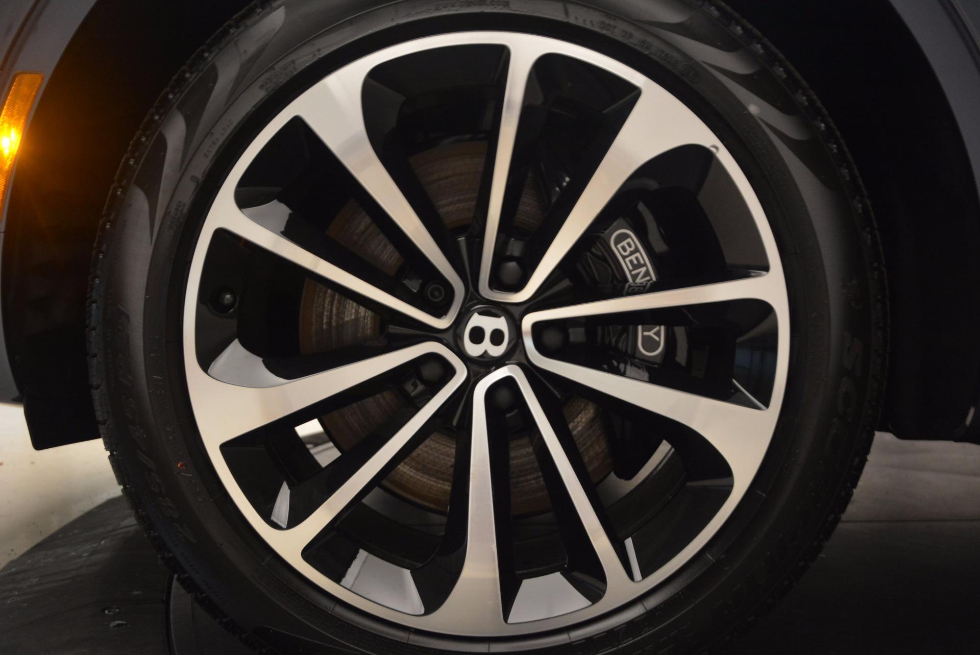 Used 2018 Bentley Bentayga Onyx For Sale In Westport, CT 1651_p16