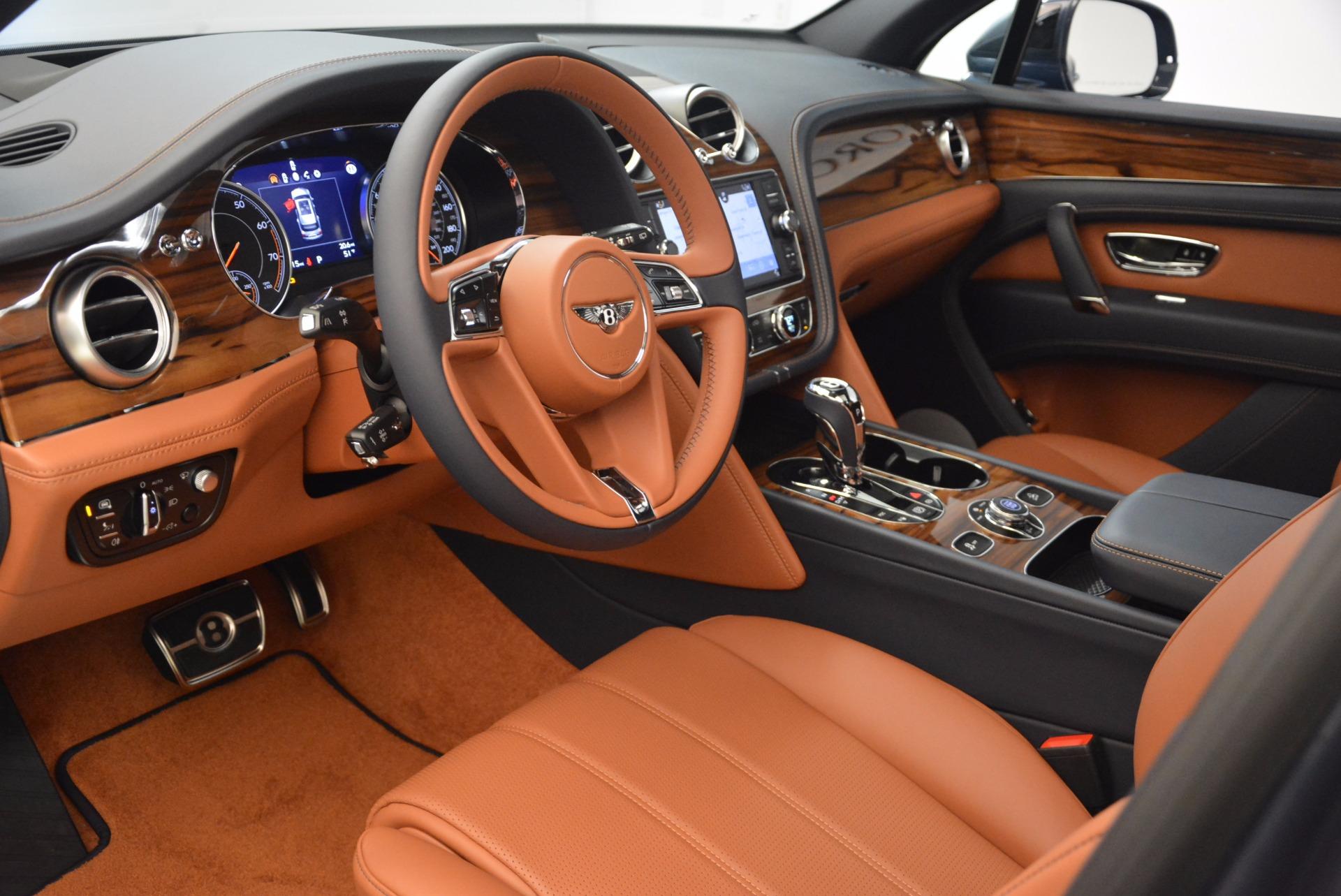 Used 2018 Bentley Bentayga Onyx For Sale In Westport, CT 1651_p18