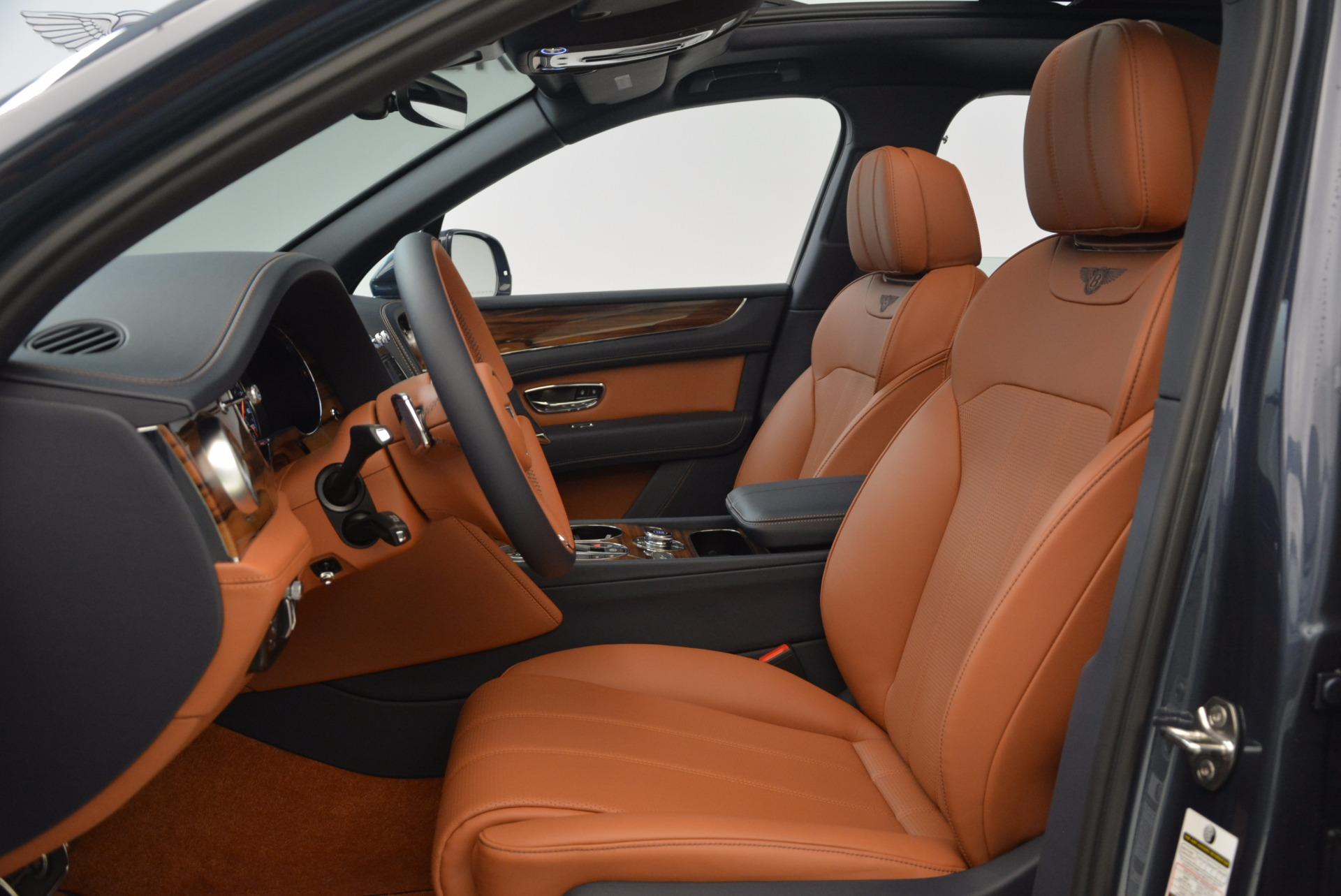 Used 2018 Bentley Bentayga Onyx For Sale In Westport, CT 1651_p19